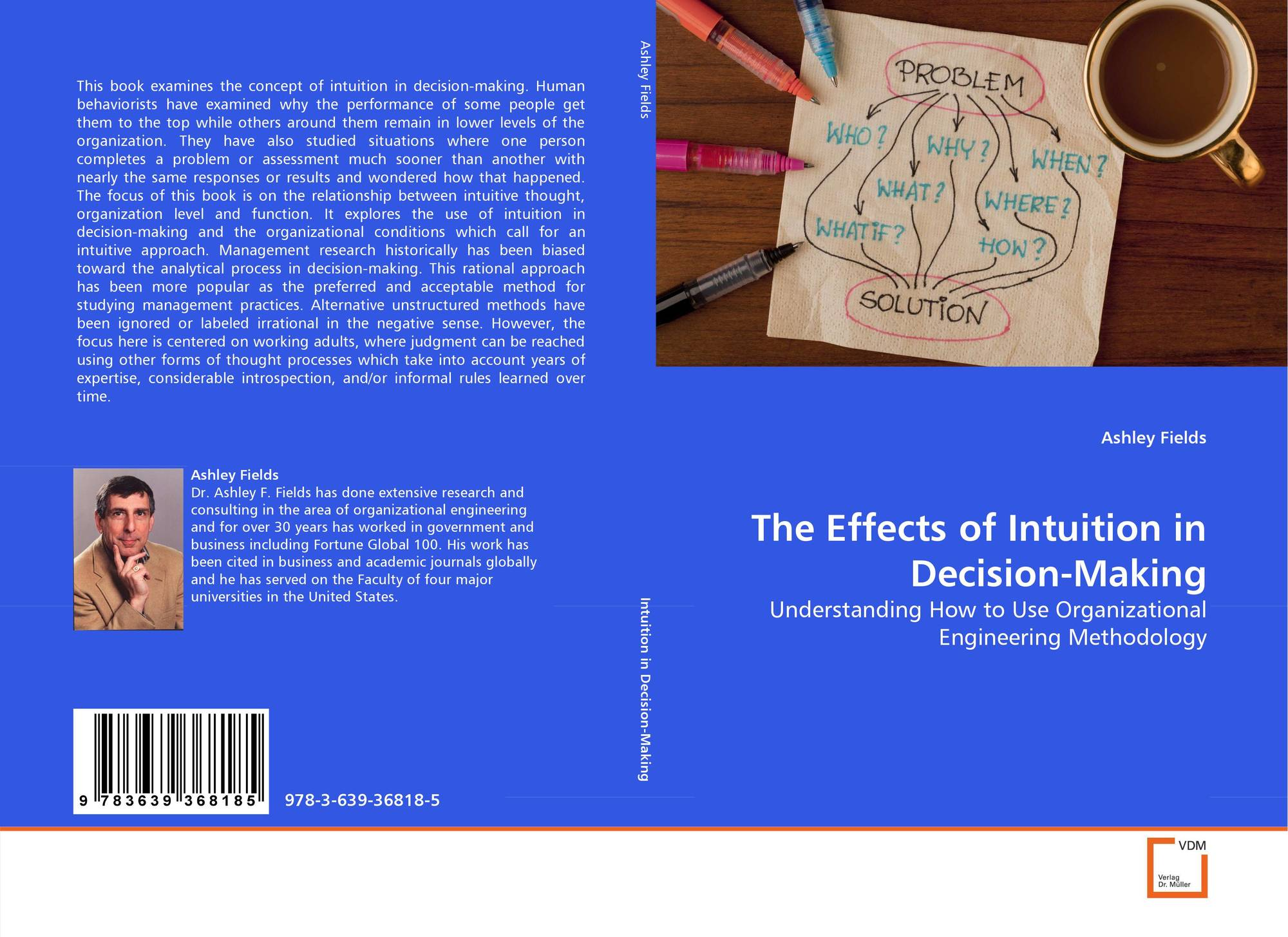 individual decision making in organization is an irrational process
