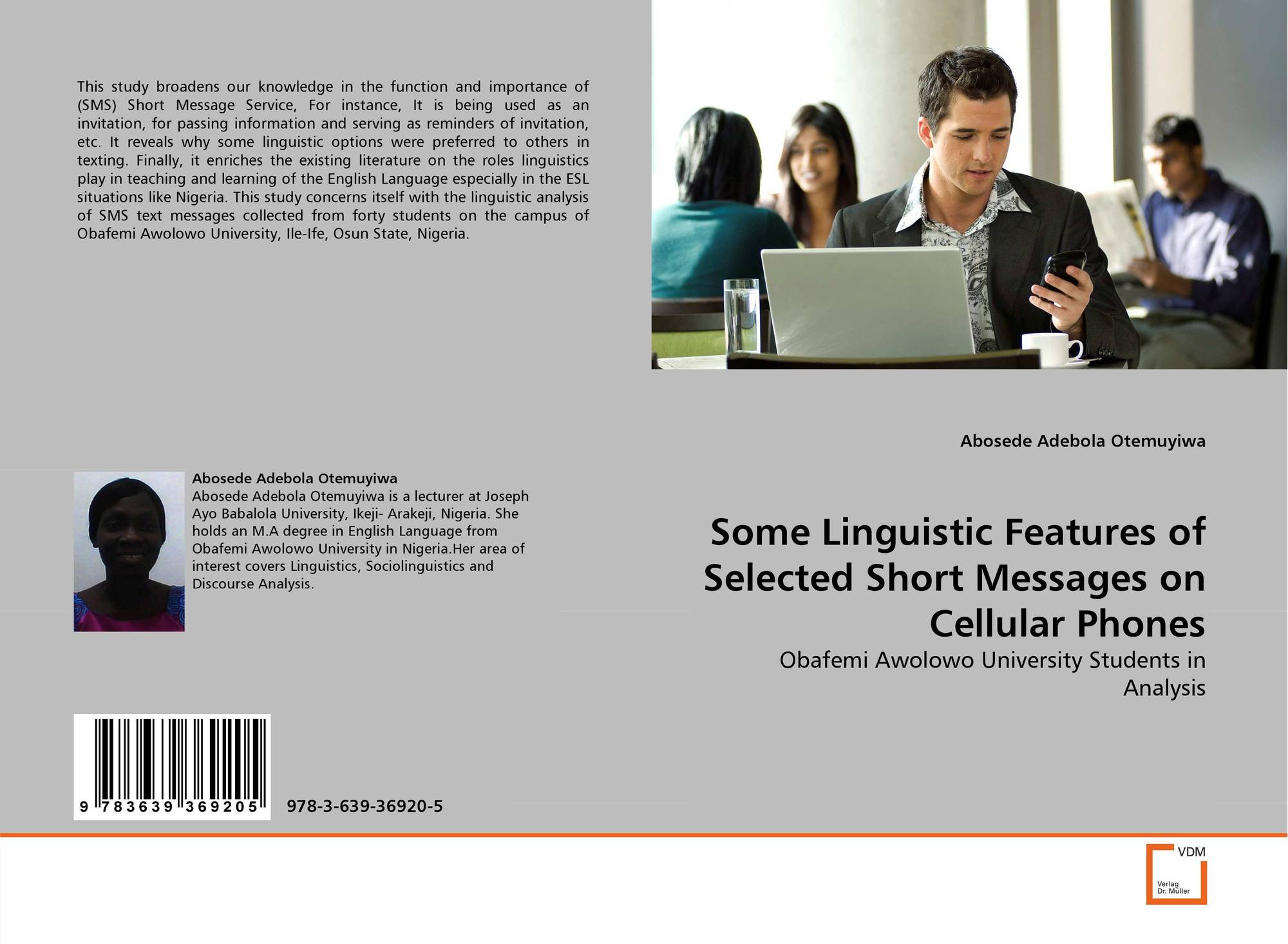 linguistic features in instant messaging english language essay The effect of text messaging on the english language aspects and instant messaging  of text messages in english to discover linguistic features.