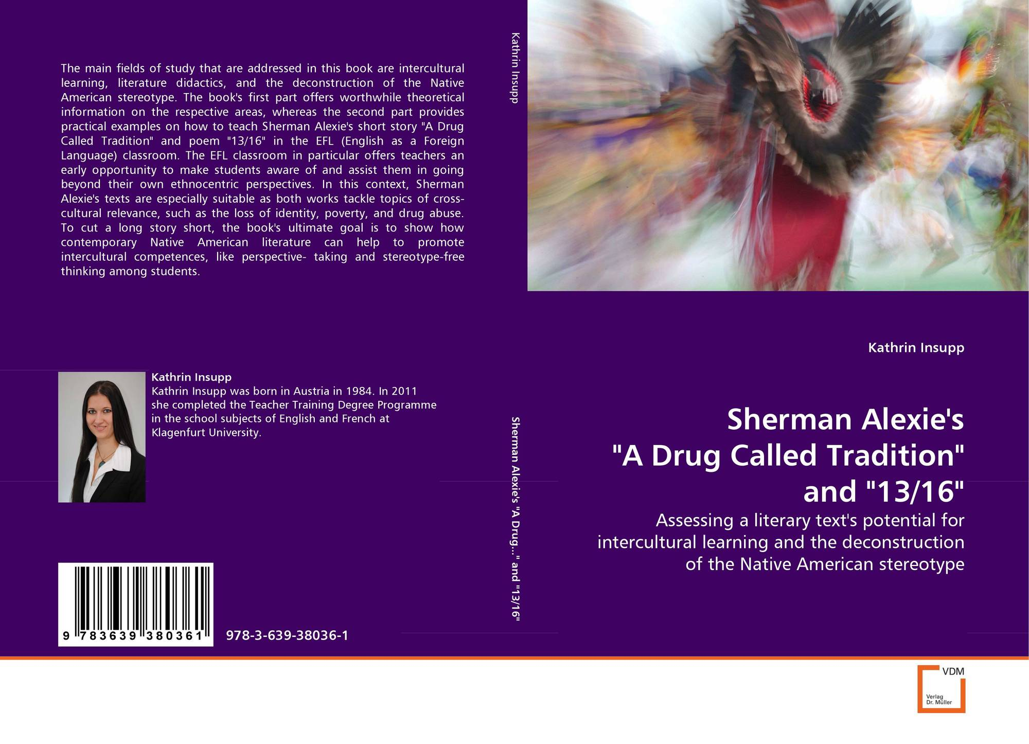 a drug called tradition by sherman alexie The lone ranger and tonto fistfight in heaven is the first collection of short stories by sherman alexie a complex mix of reality and surrealism.