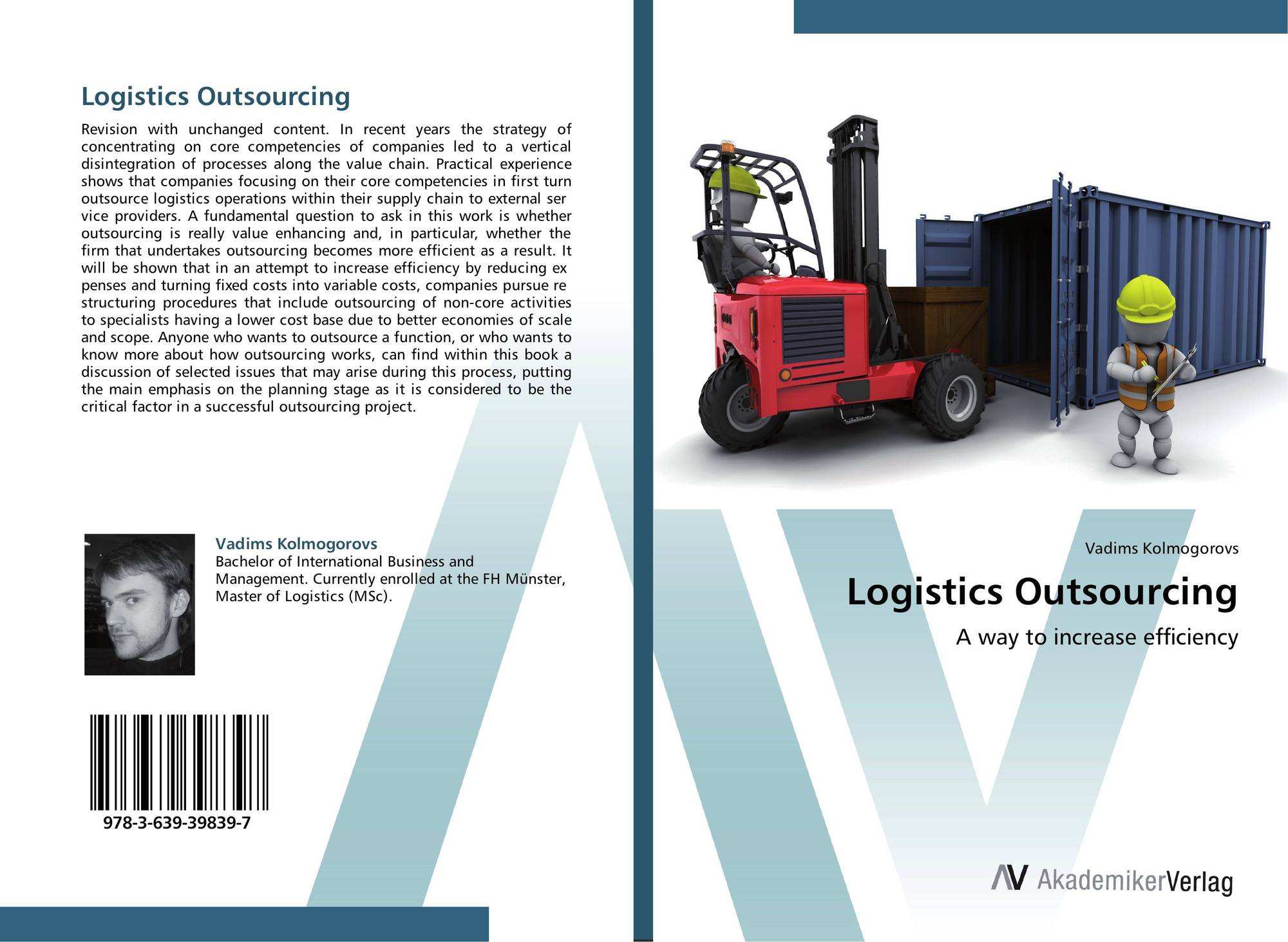 logistic outsourcing How can the answer be improved.