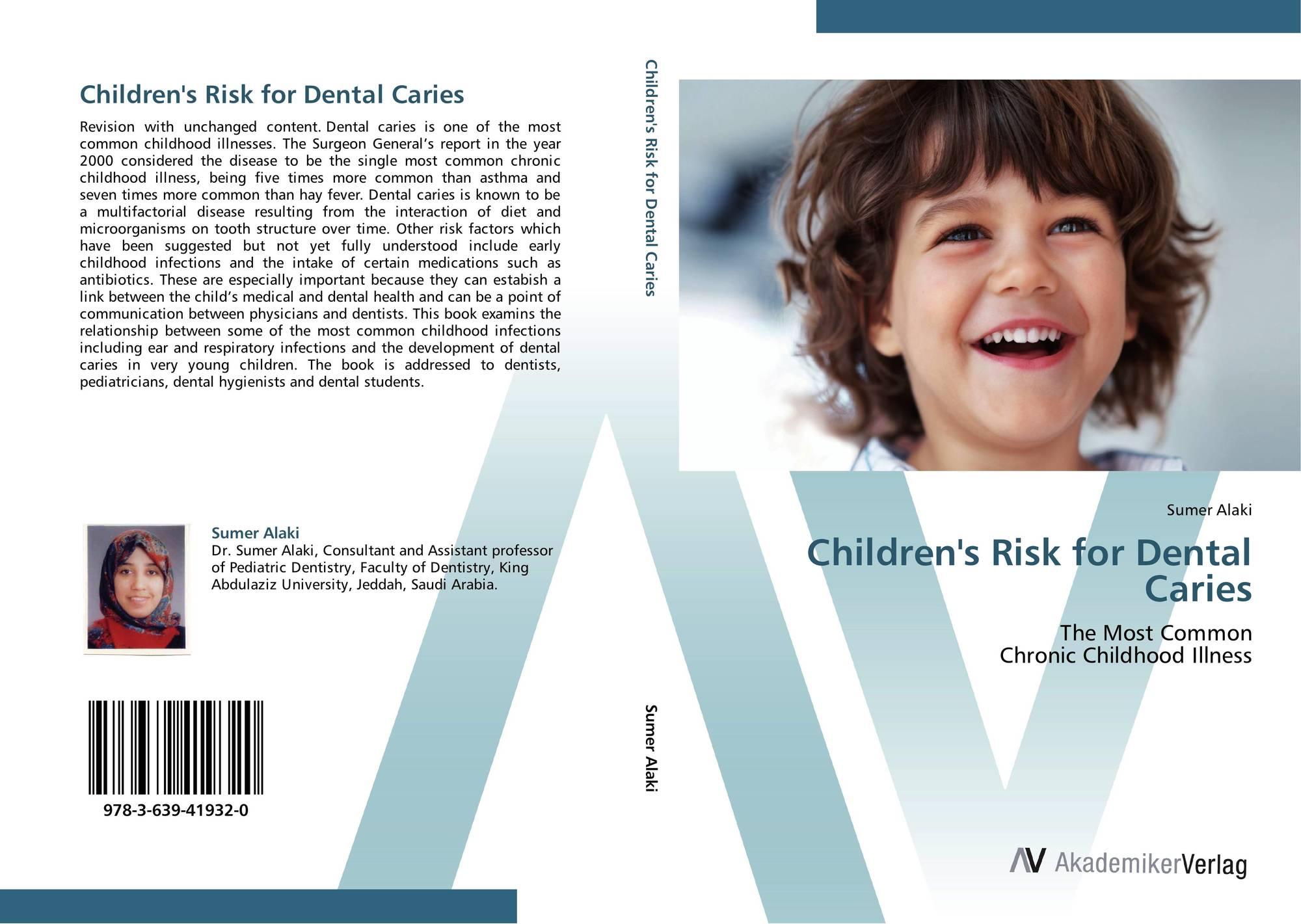 Children's Risk for Dental Caries, 978-3-639-41932-0