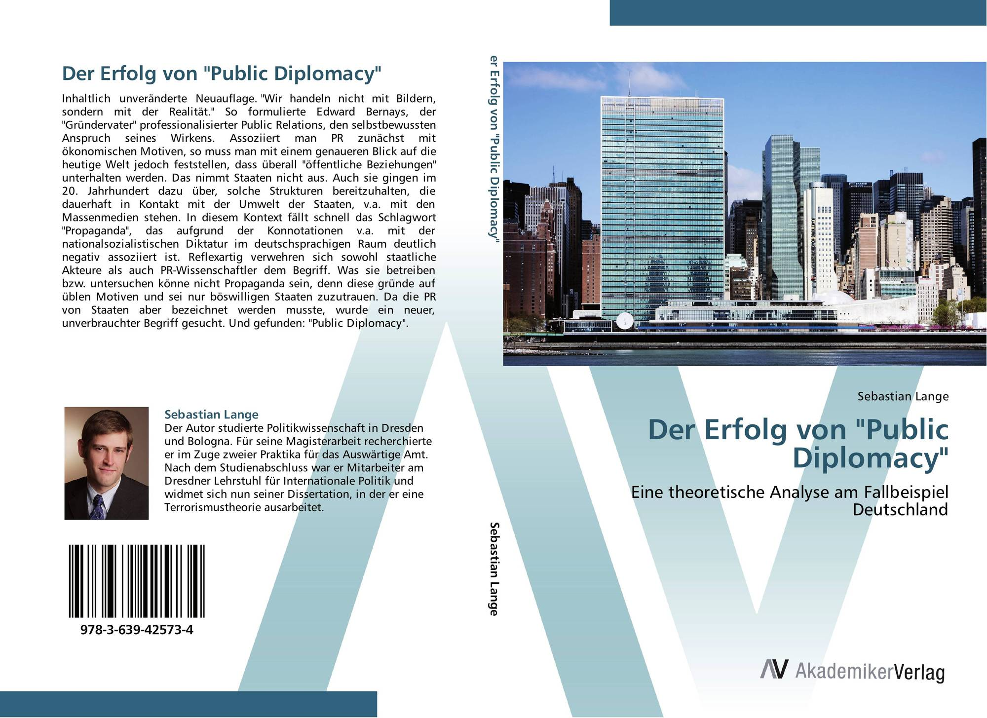 an analysis of german public diplomacy Public diplomacy public diplomacy pursued by the ministry of foreign affairs consists of a set of strategic, conceptual, analytical, coordinating and executive actions seeking to impact social attitudes and public opinion abroad and thereby to secure the principal interests of the republic of poland.