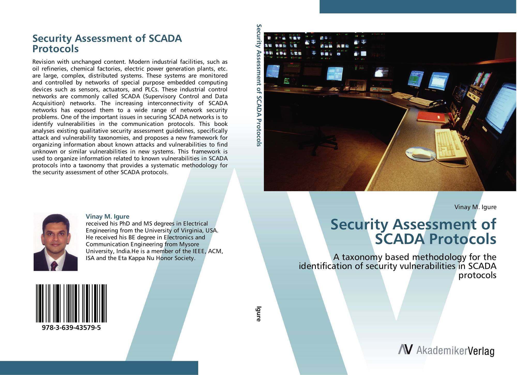 scada vulnerabilities and electric power industry