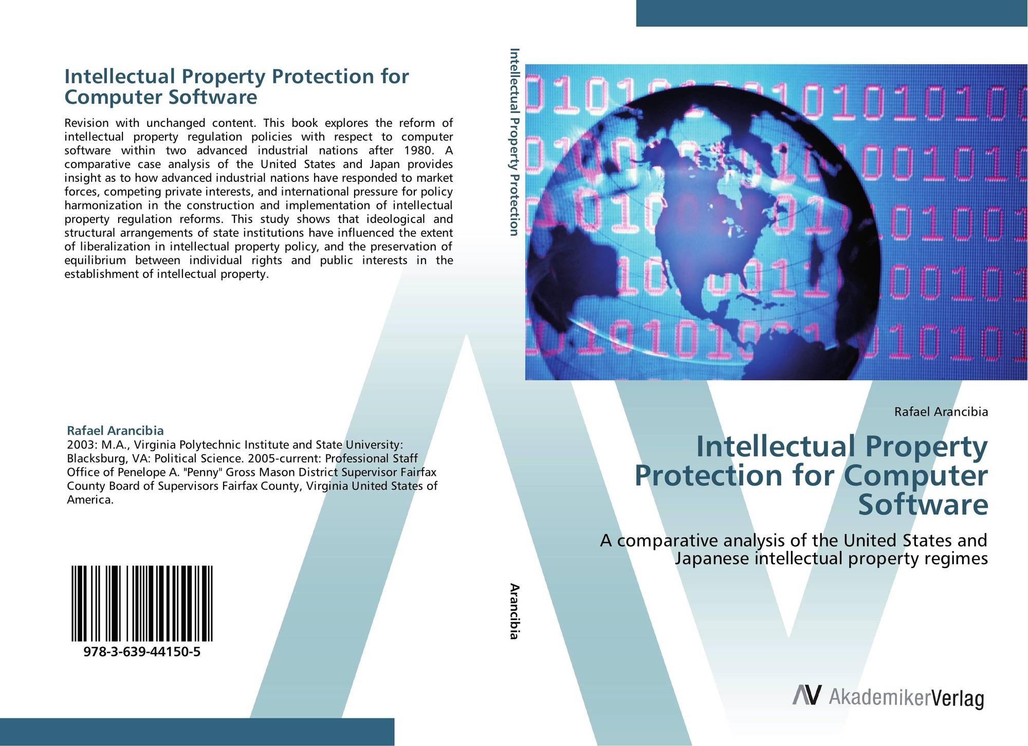 search results for intellectual property rights bookcover of intellectual property protection for computer software