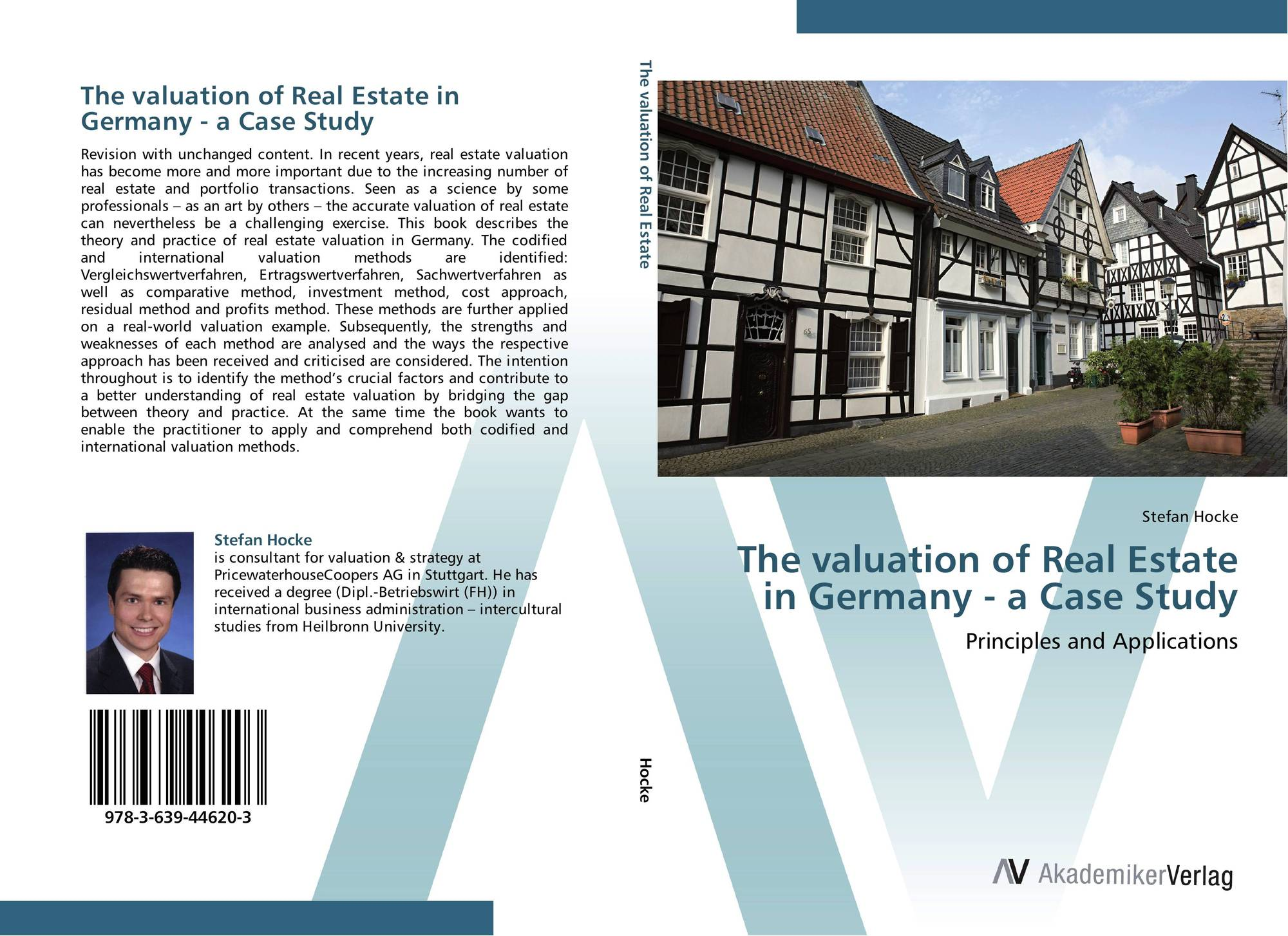The valuation of Real Estate in Germany - a Case Study, 978