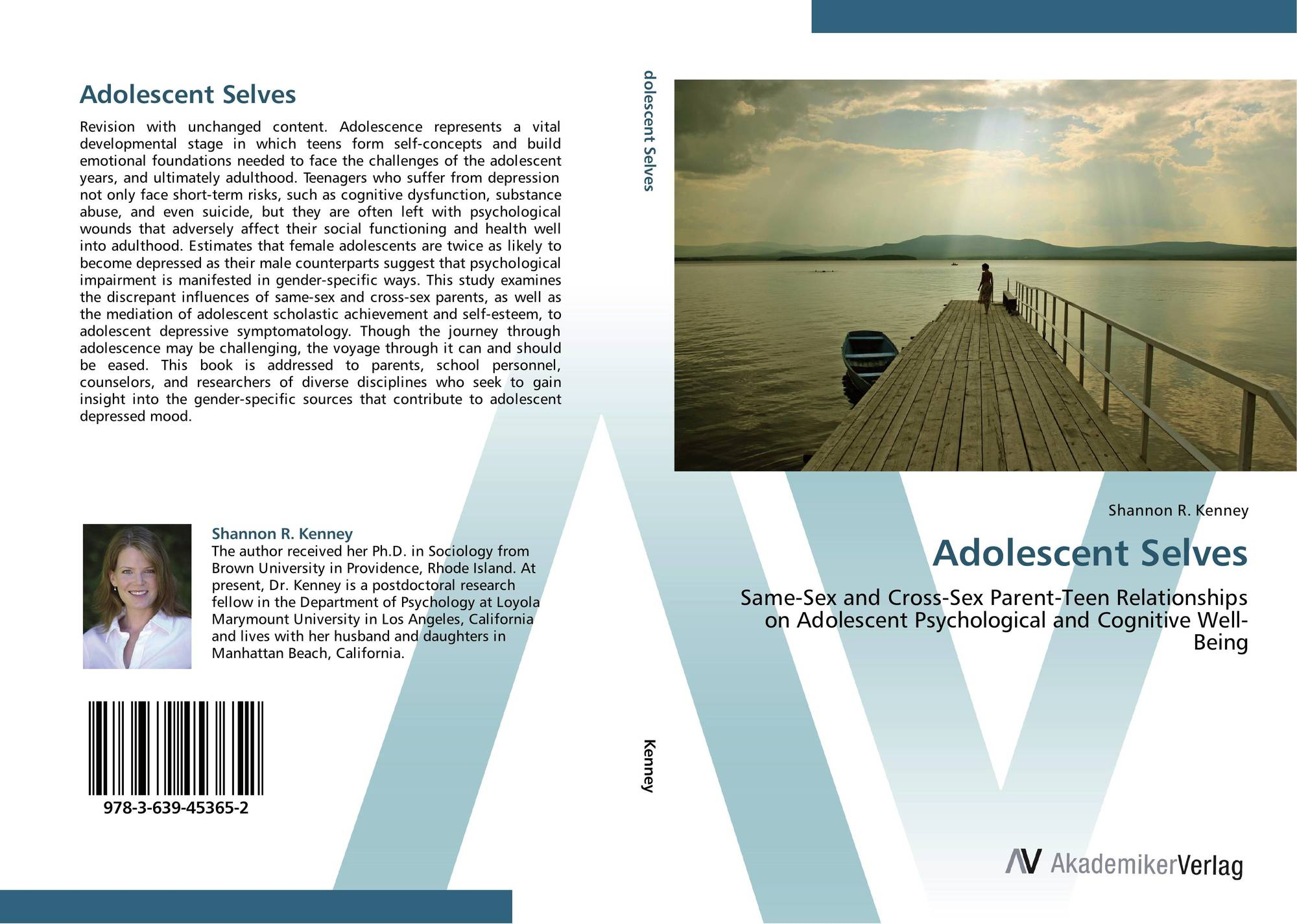 an analysis of the relationship of the self esteem and depression in adolescence