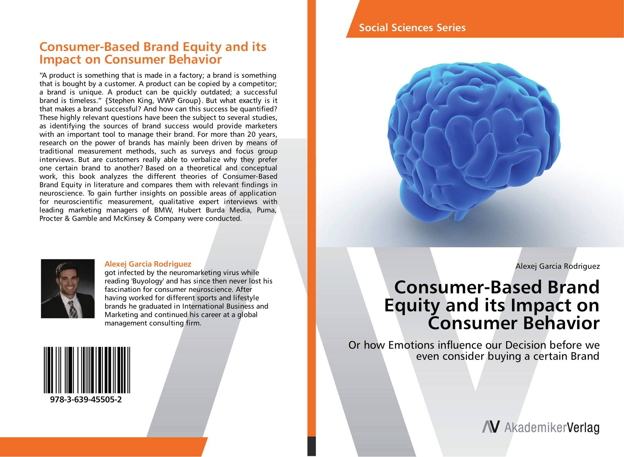 brand equity and consumer buying behaviour Influence of brand name on consumer decision  334 variety seeking buying behavior  brand equity, emotional branding, consumer decision making.