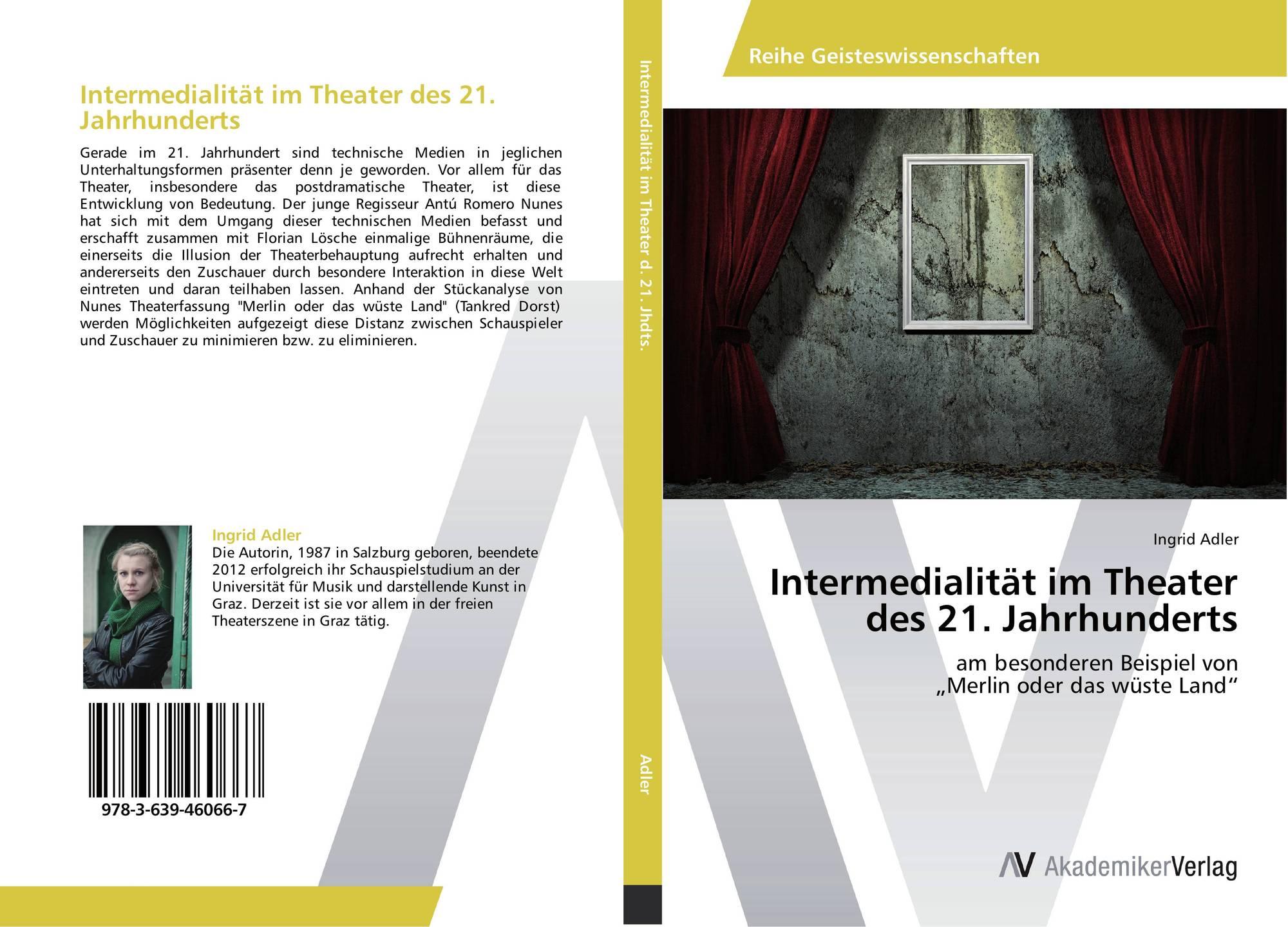intermedialit t im theater des 21 jahrhunderts 978 3 639 46066 7 3639460669 9783639460667. Black Bedroom Furniture Sets. Home Design Ideas