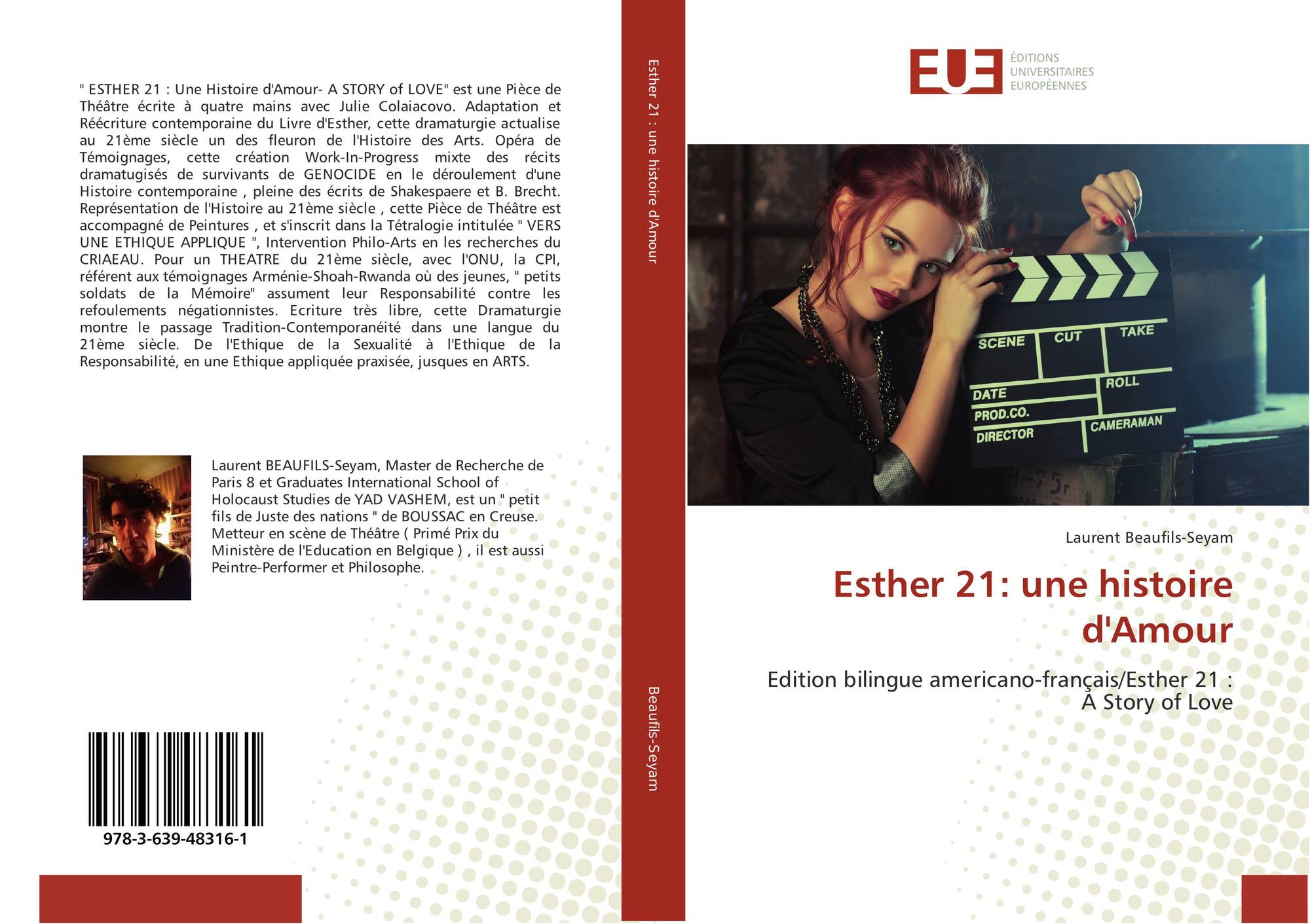 Bookcover of Esther 21: une histoire d'Amour