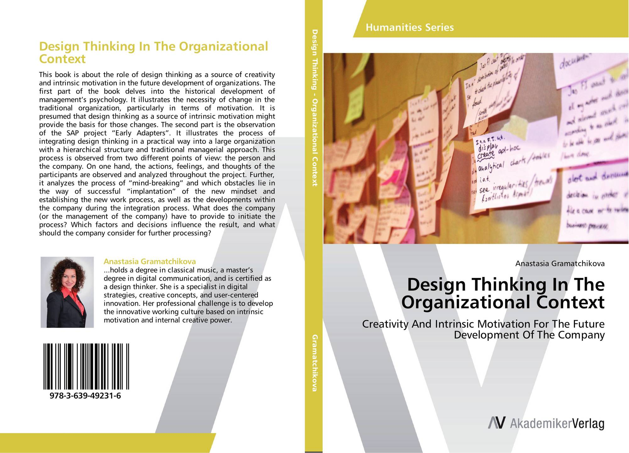 Design Thinking In The Organizational Context, 978-3-639