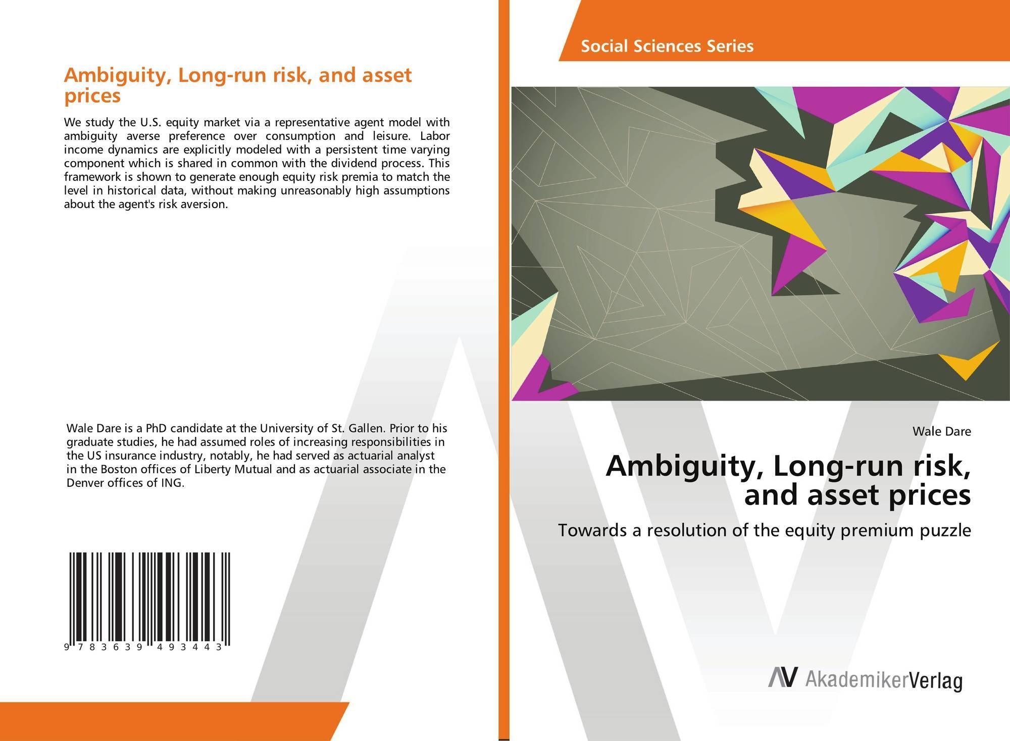 nau risk ambiguity and state preference theory pdf