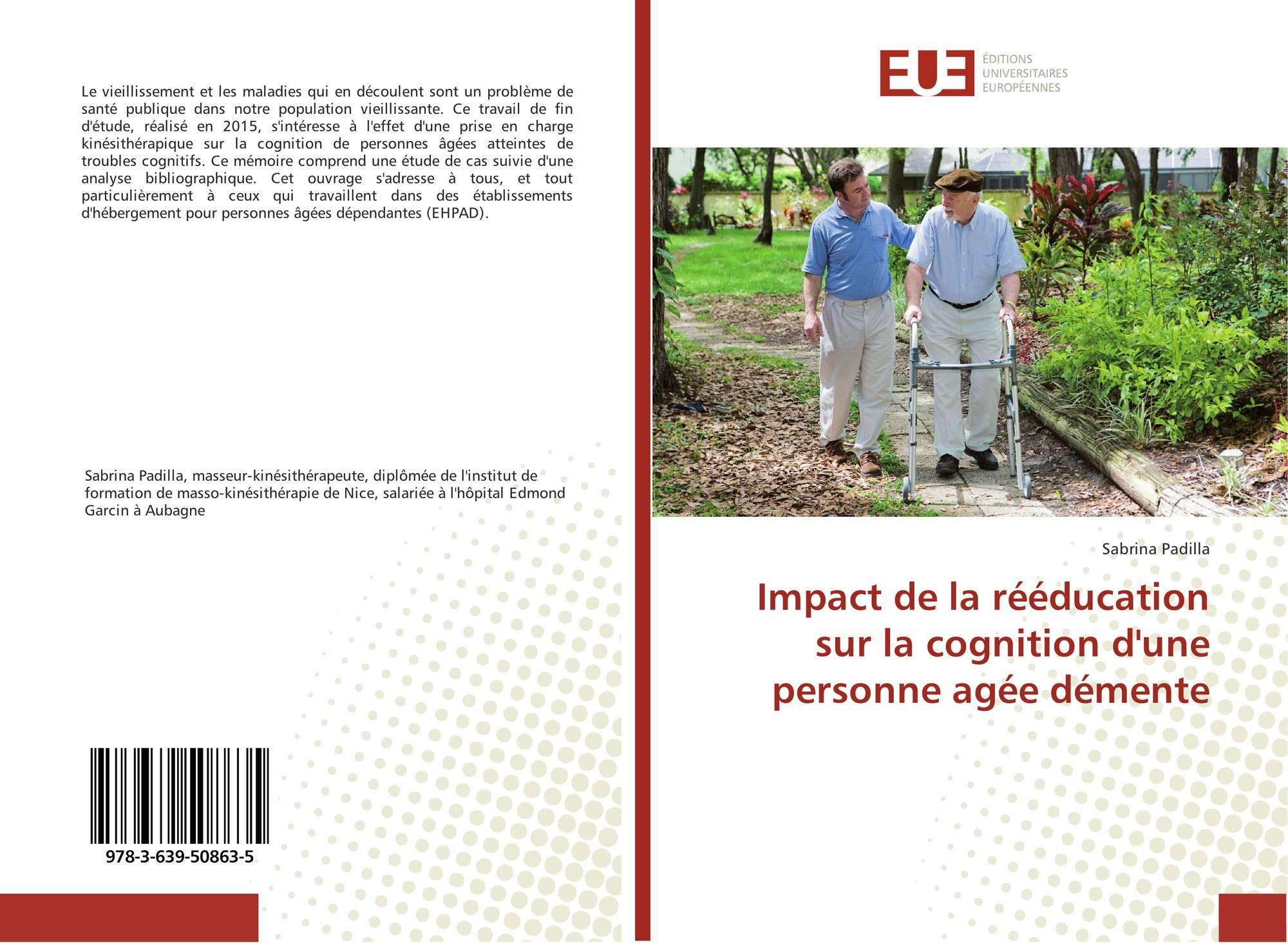 Impact de la r ducation sur la cognition d 39 une personne ag e d mente 97 - Peut on expulser une personne agee ...