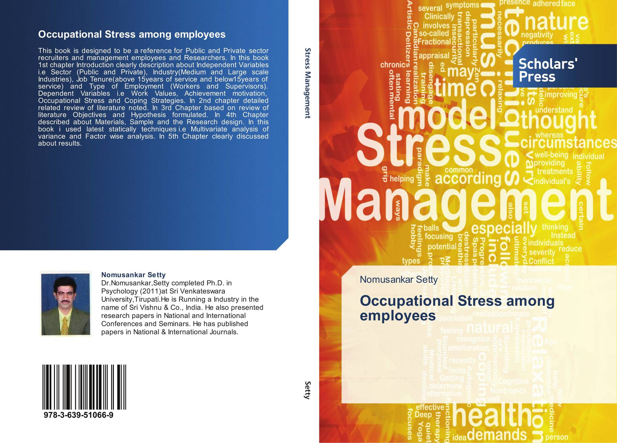 occupational stress research papers