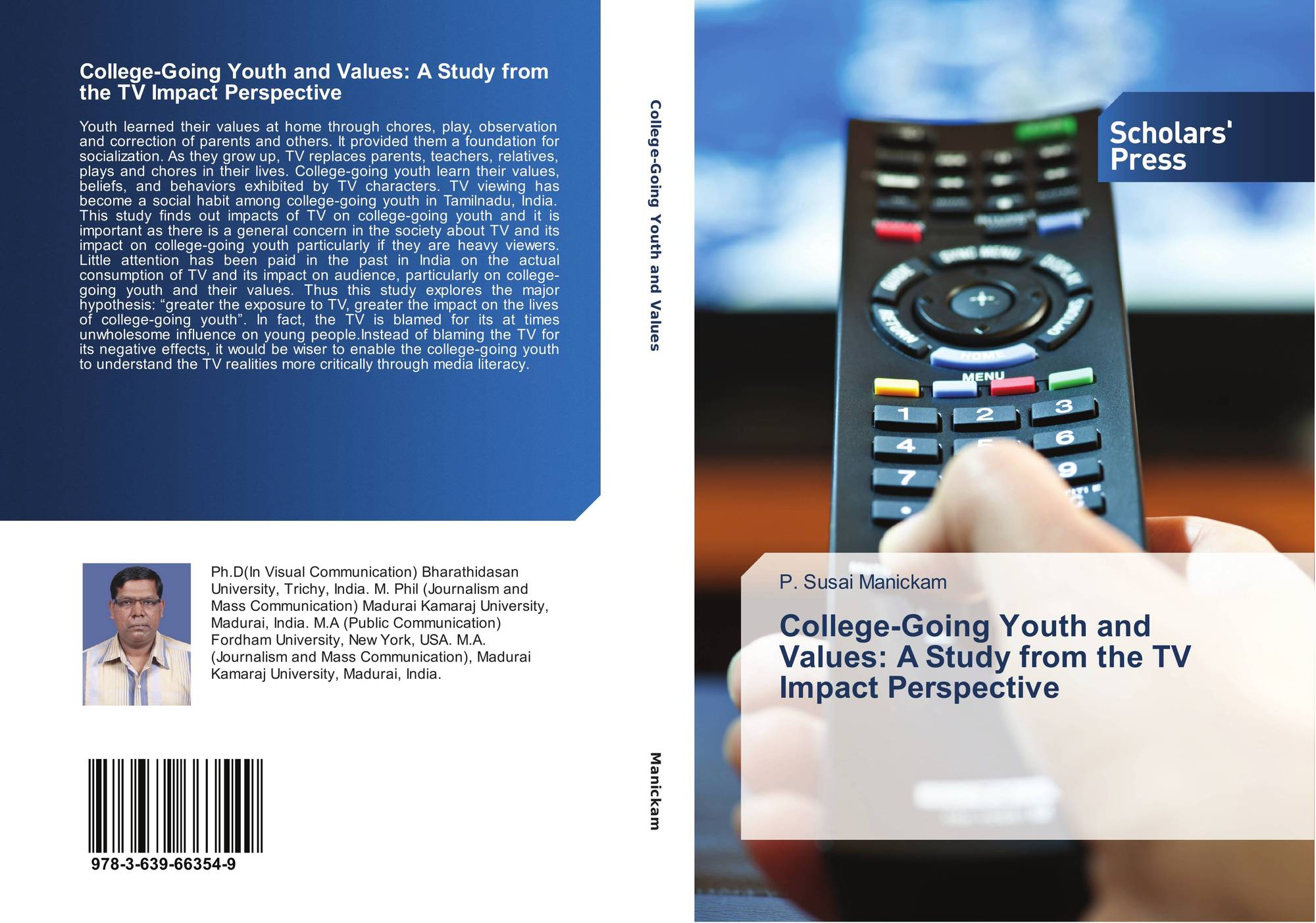 tv impact on youth