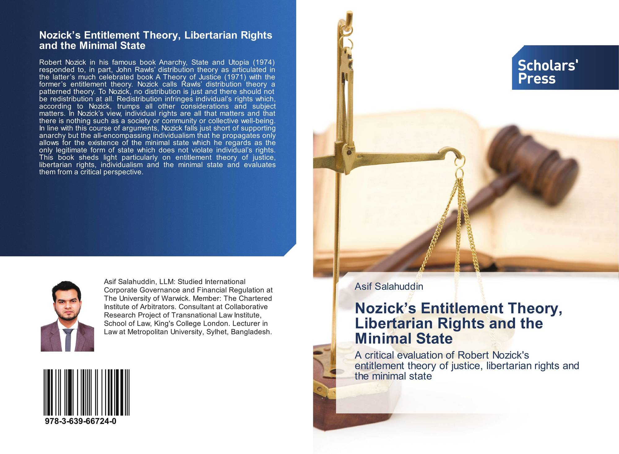 a description of the rights and entitlement theory by robert nozick Robert nozick , libertarianism to understand this we must make a brief detour through nozick's theory of but superimposed upon this structure of rights.