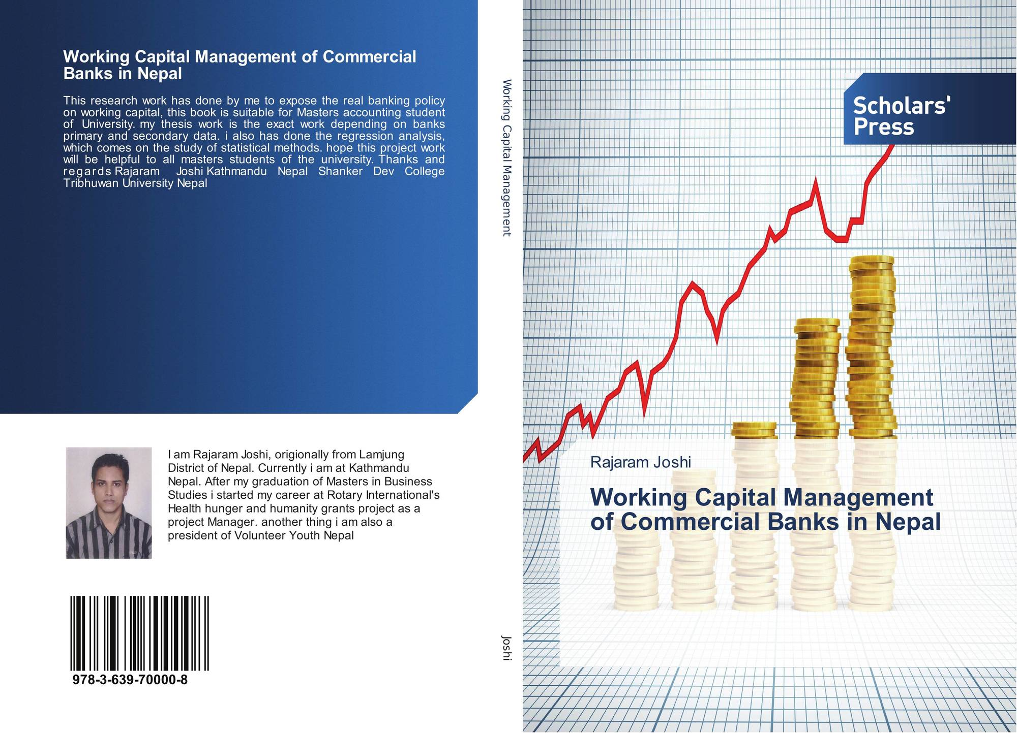 working capital thesis Working capital management's effect on profitability the first chapter of this dissertation introduces the readers to the area of study undertaken, provides a background for the complete study as a whole with its relevance.