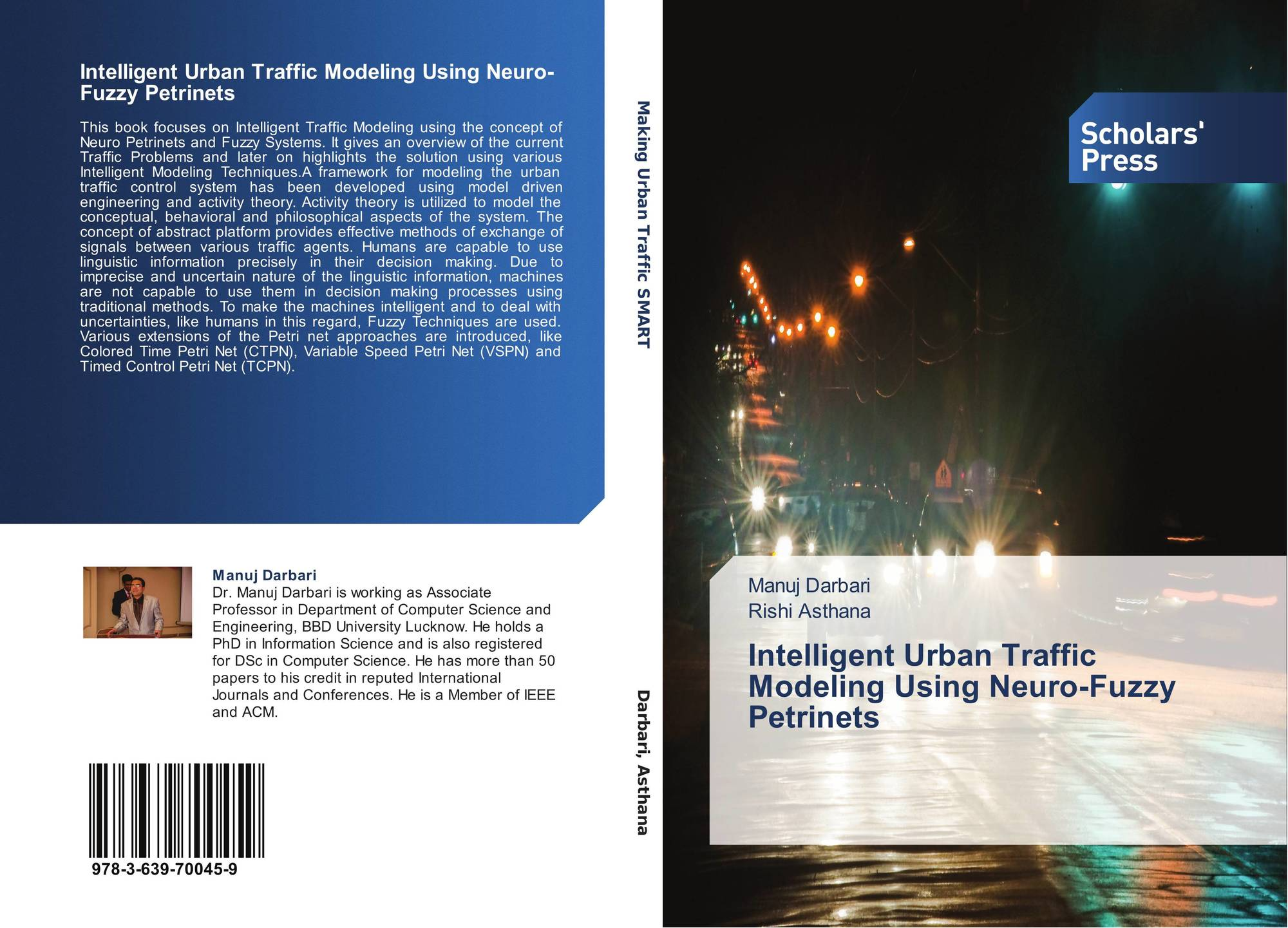 Intelligent Urban Traffic Modeling Using Neuro-Fuzzy