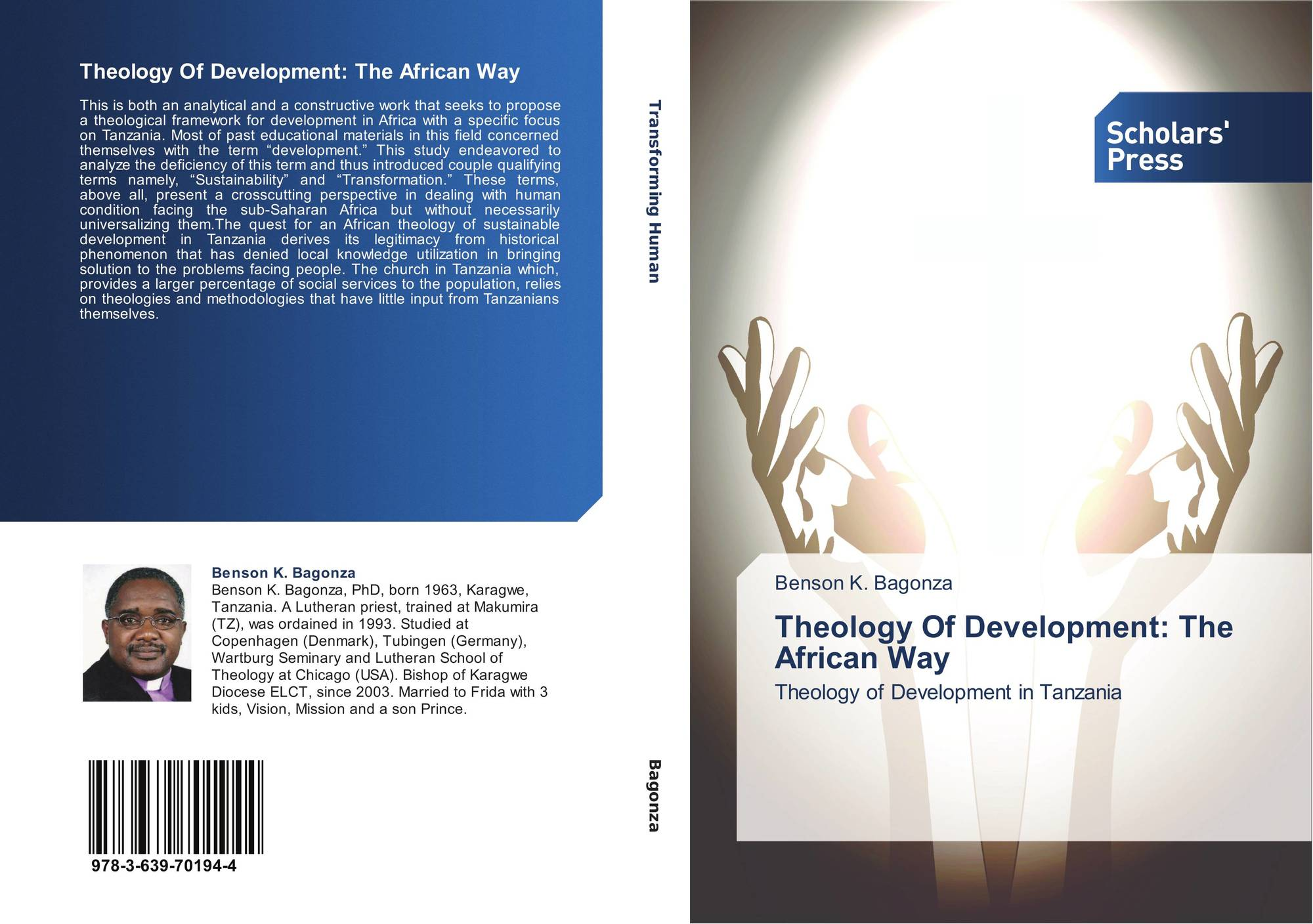 theology and development This definitive analysis of the theology of martin luther surveys its development during the crises of luther's life, then offers a systematic survey by topics.