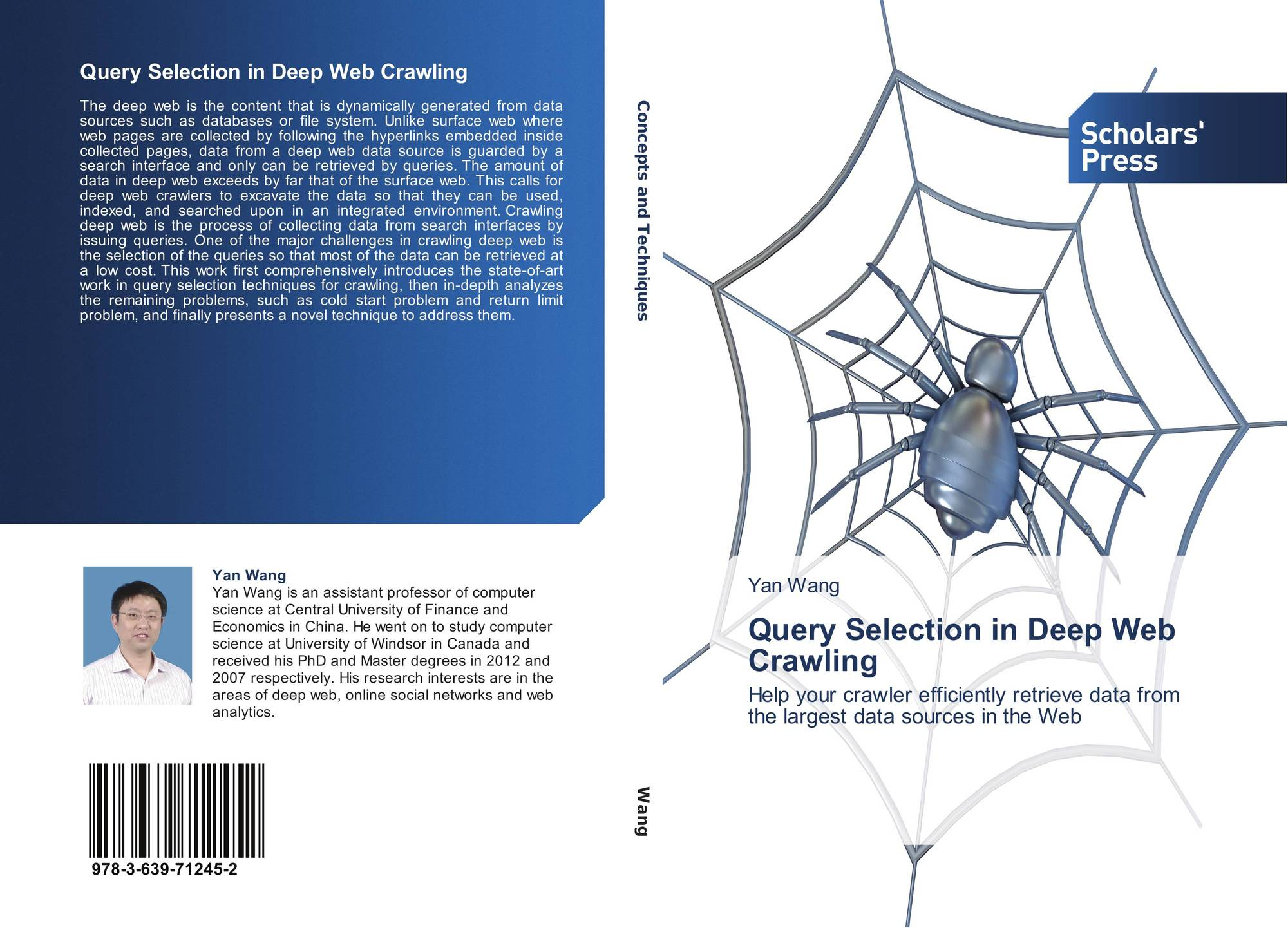 Query Selection in Deep Web Crawling, 978-3-639-71245-2