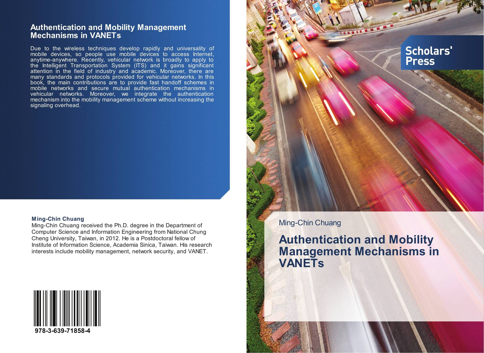 Authentication and Mobility Management Mechanisms in VANETs, 978-3