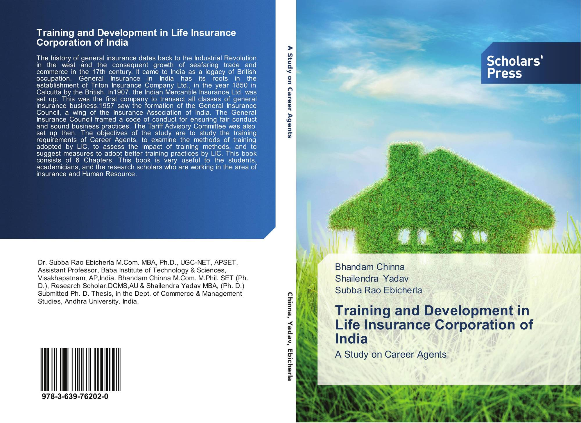 evaluation of training and development in life insurance corporation of india Non-life insurance company-wise number of  economic evaluation of kisan credit card scheme for sugarcane crop  women entrepreneurship development in india.