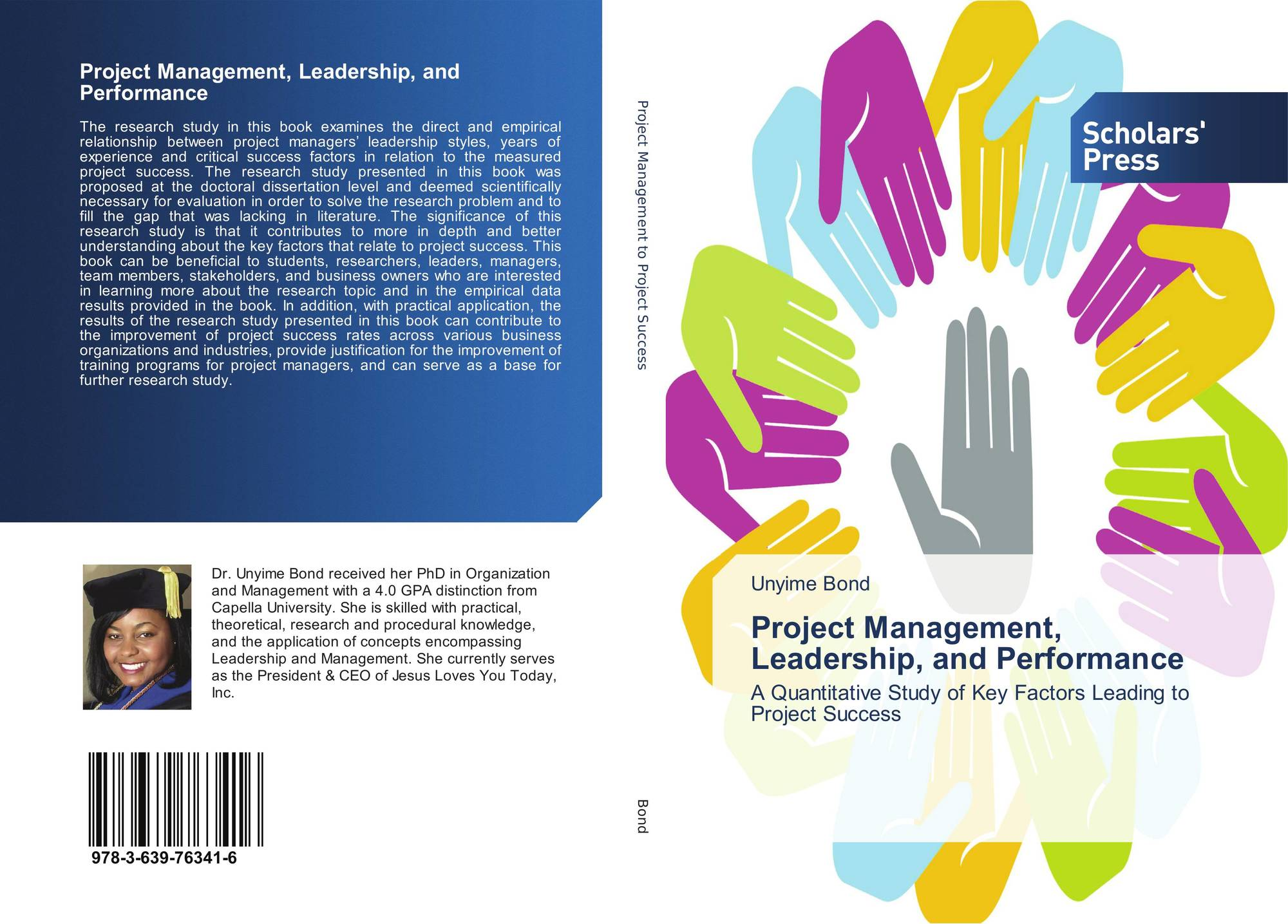anderson leadership management contribution to success Effective project leadership a combination of project manager skills and competencies in context  (1998) noted that the main cause of project failure is a lack of project manager leadership and anderson  a critical success factor in it project management.