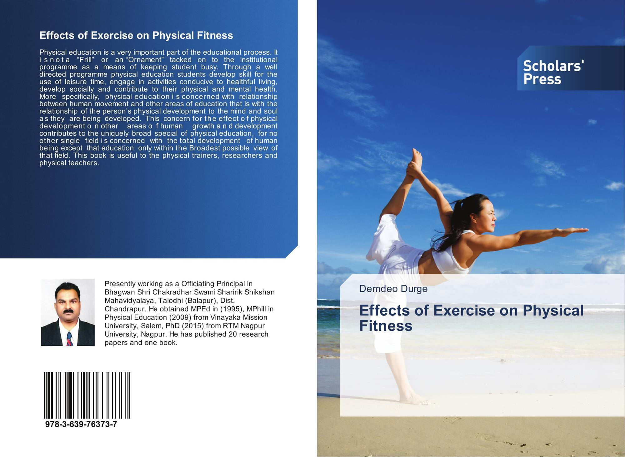 the effect of exercise on a persons Personality of the excessive exerciser personality and individual differences, 22, 775-778google scholar imm, p s, & pruitt, j (1991) stein, p n, & motta, r w (1992) effects of aerobic and nonaerobic exercise on depression and self-concept.