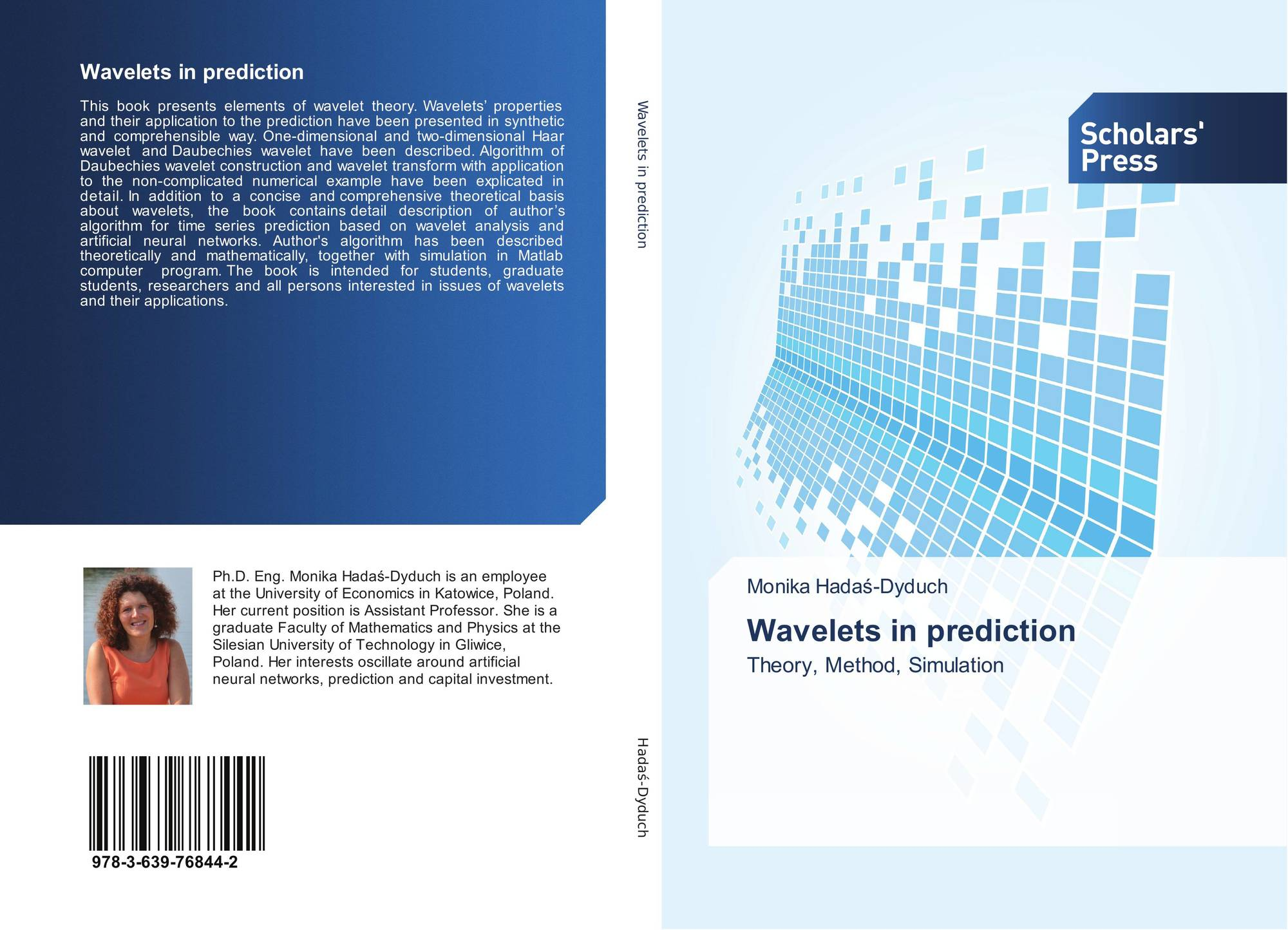 Wavelets in prediction, 978-3-639-76844-2, 3639768442