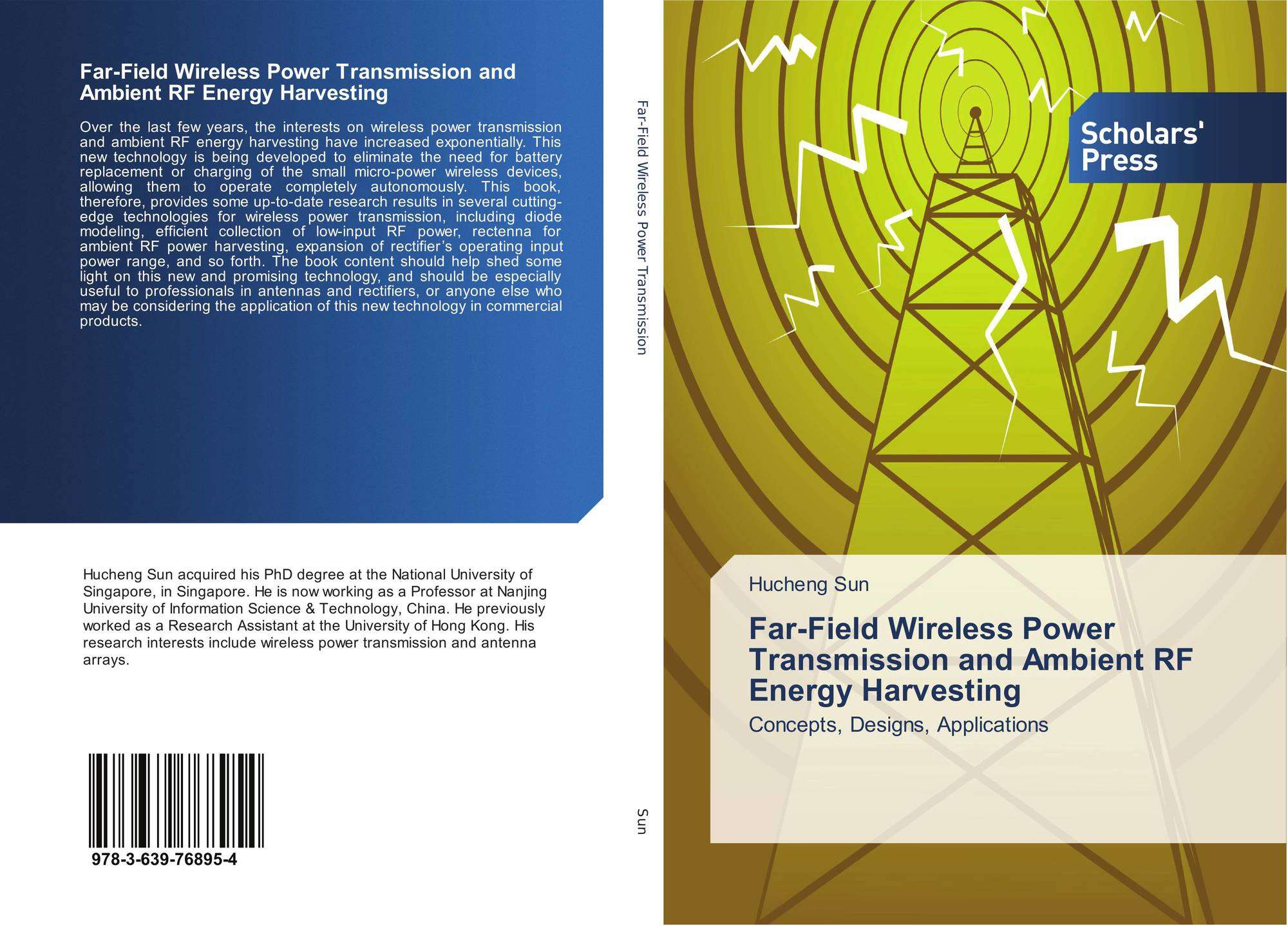Far-Field Wireless Power Transmission and Ambient RF Energy