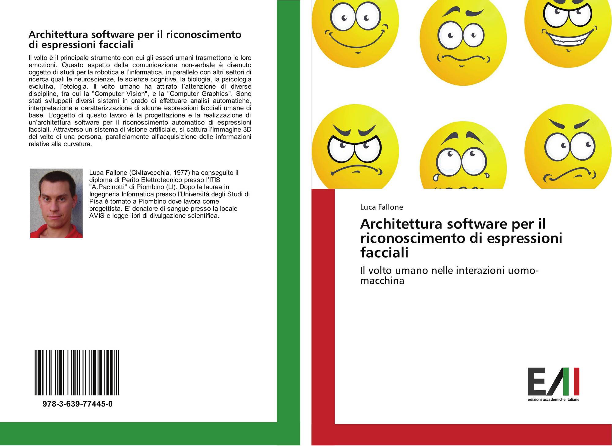 Architettura software per il riconoscimento di espressioni for Software di progettazione di architettura domestica
