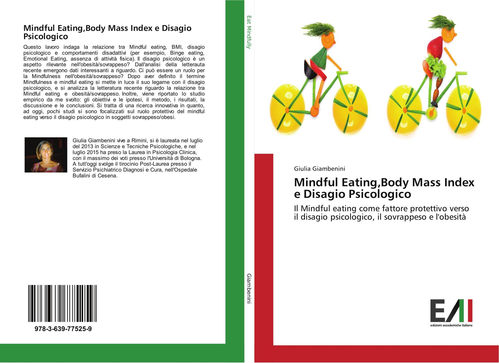 Mindful eating body mass index e disagio psicologico 978 3 639 77525