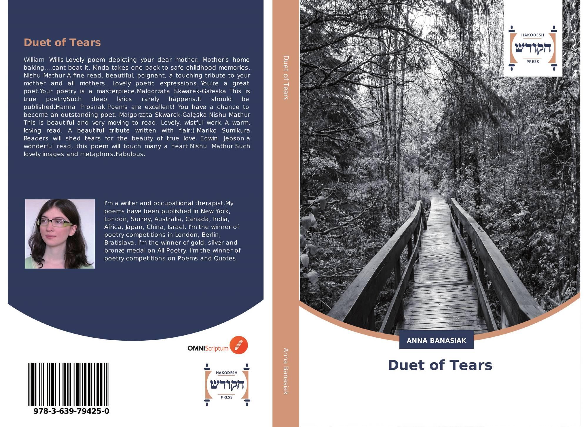 Duet of Tears, 978-3-639-79425-0, 3639794257 ,9783639794250