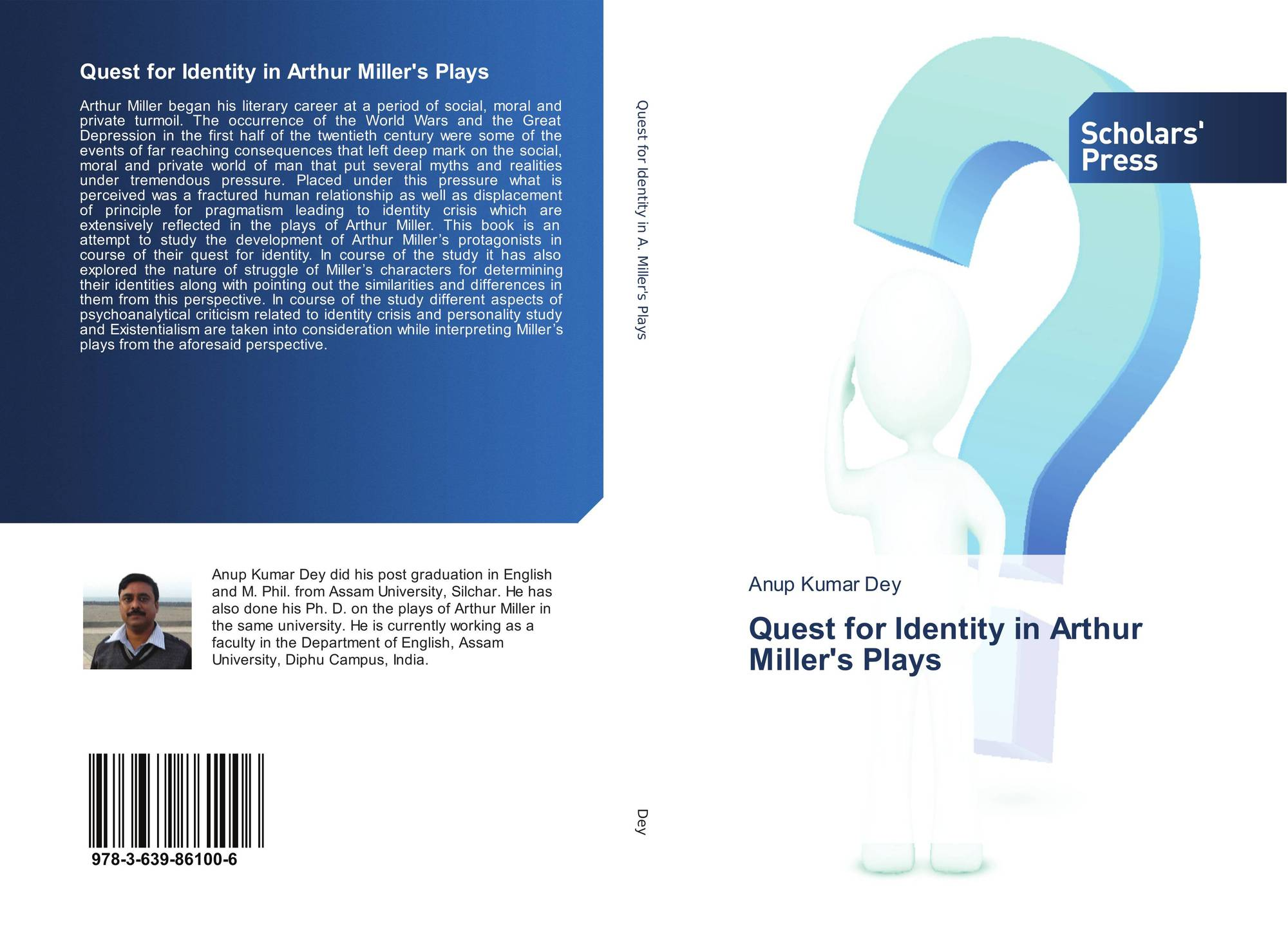 quest for personal identity in toni