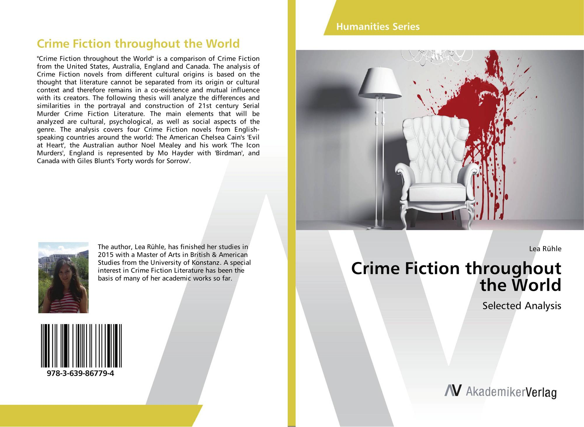 an analysis of crime fiction Browse crime fiction news, research and analysis from the conversation.