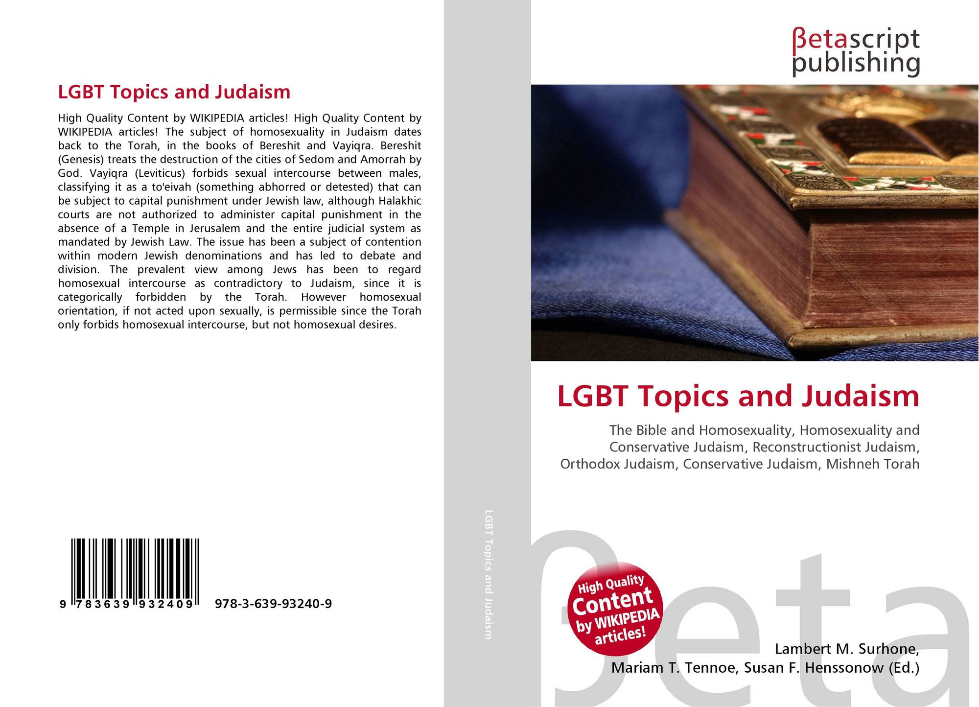Masorti judaism homosexuality in christianity