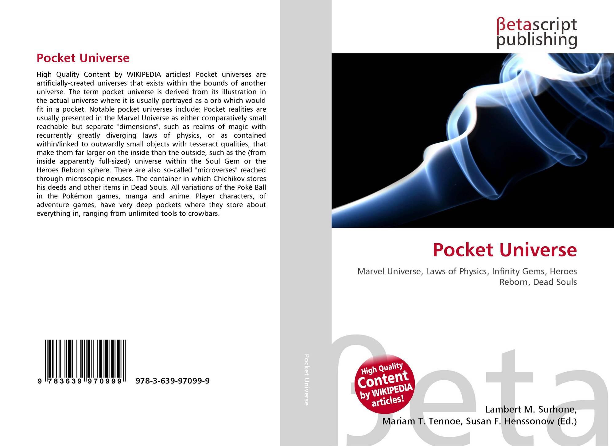 Pocket Universe, 978-3-639-97099-9, 3639970993 ,9783639970999