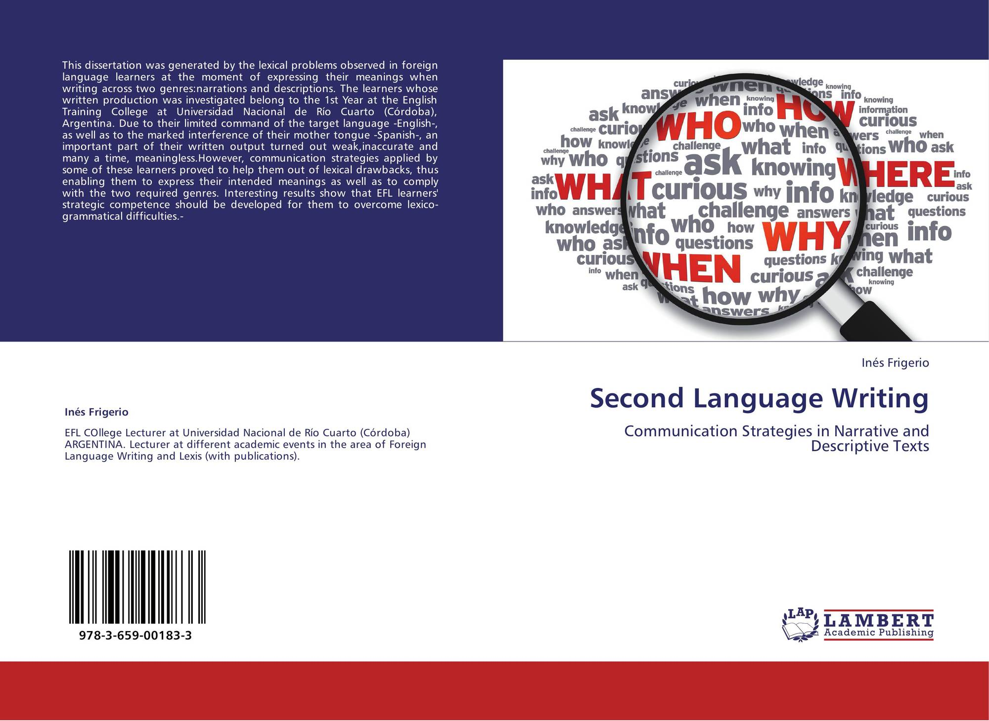 english linguistics essays English, writing and linguistics english is another of wou's versatile and career-focused majors if you are interested in languages, literature or writing, this is the program for you.