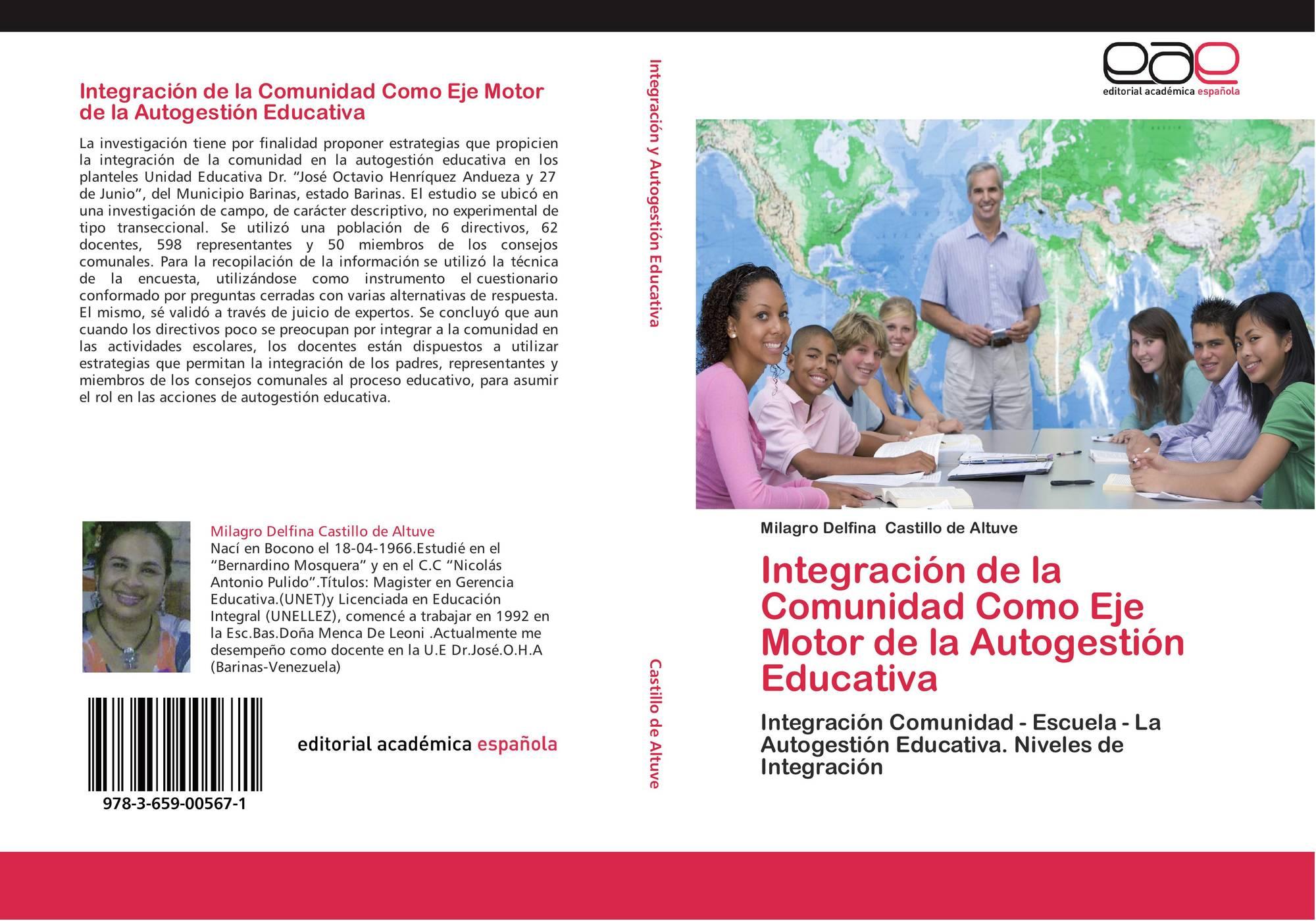 Integración de la Comunidad Como Eje Motor de la Autogestión Educativa