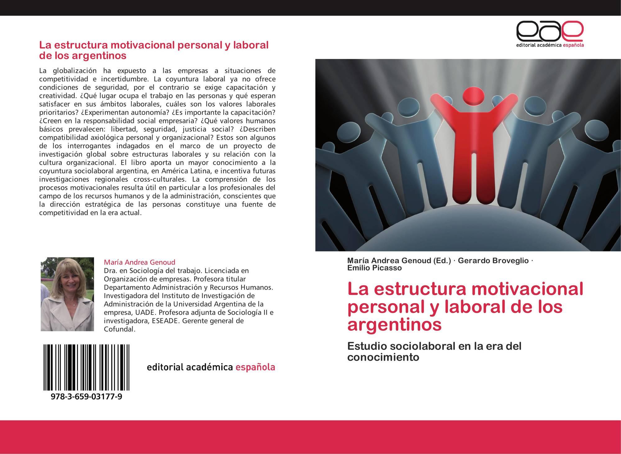 La Estructura Motivacional Personal Y Laboral De Los