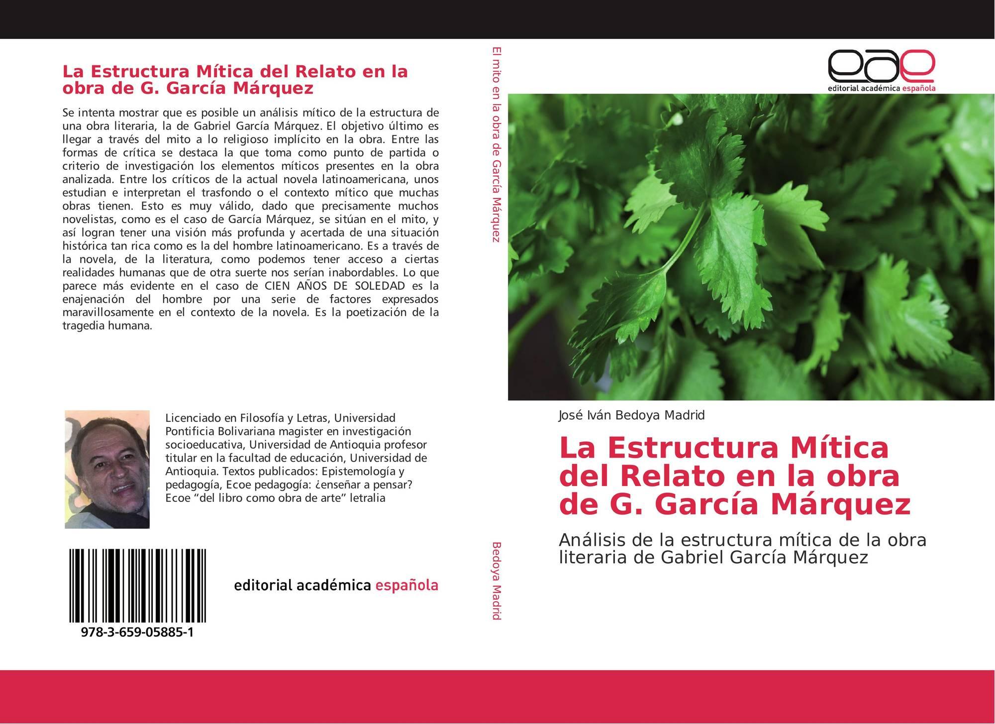 La Estructura Mítica Del Relato En La Obra De G García