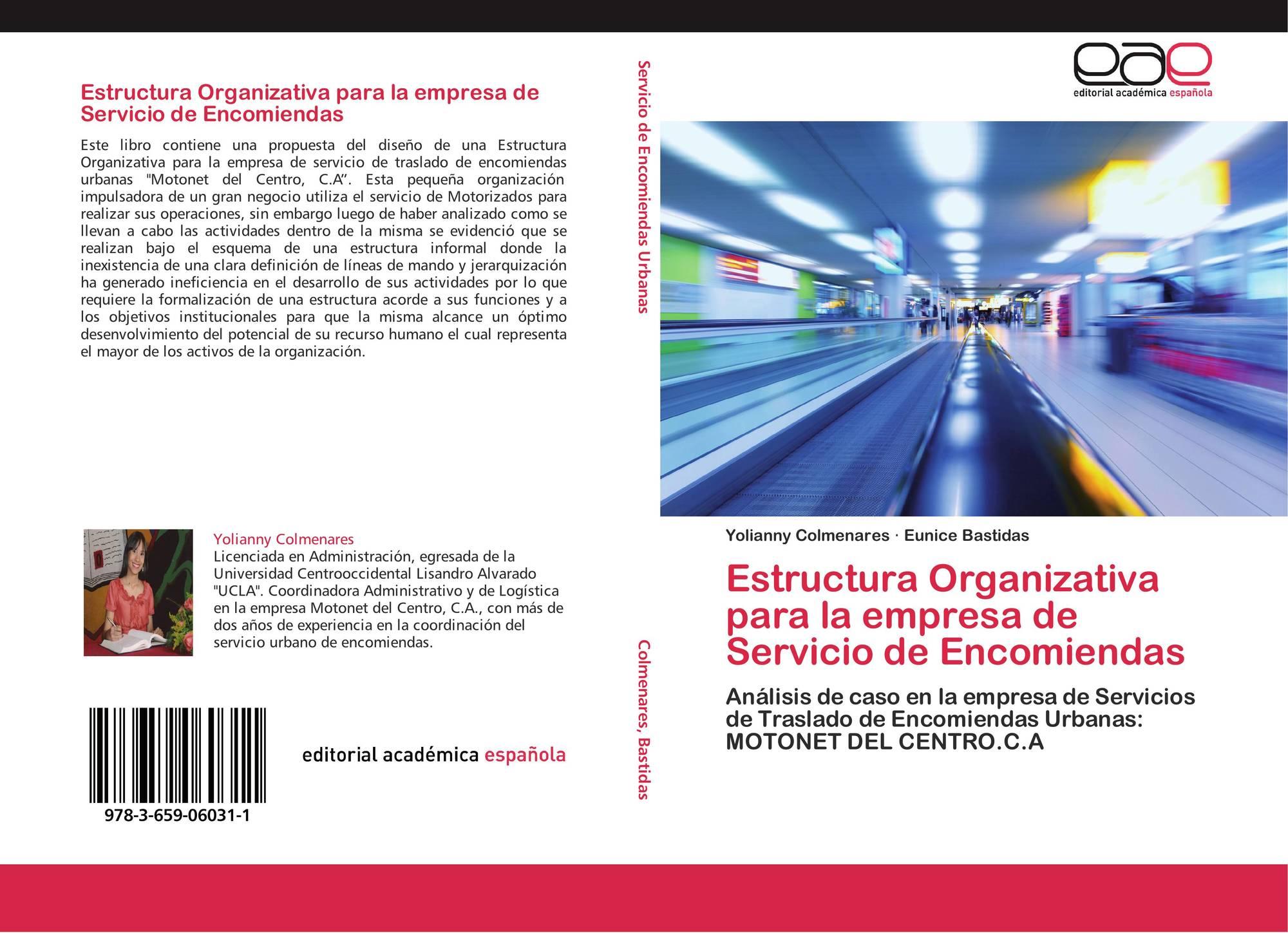 Estructura Organizativa Para La Empresa De Servicio De