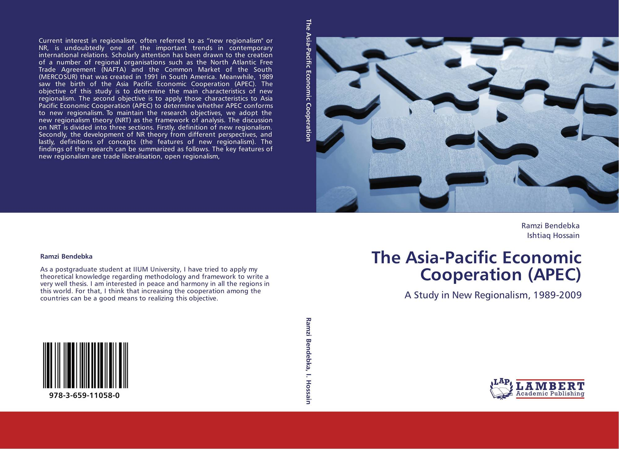 the objectives and impact of the establishment of the asian pacific economic co operation