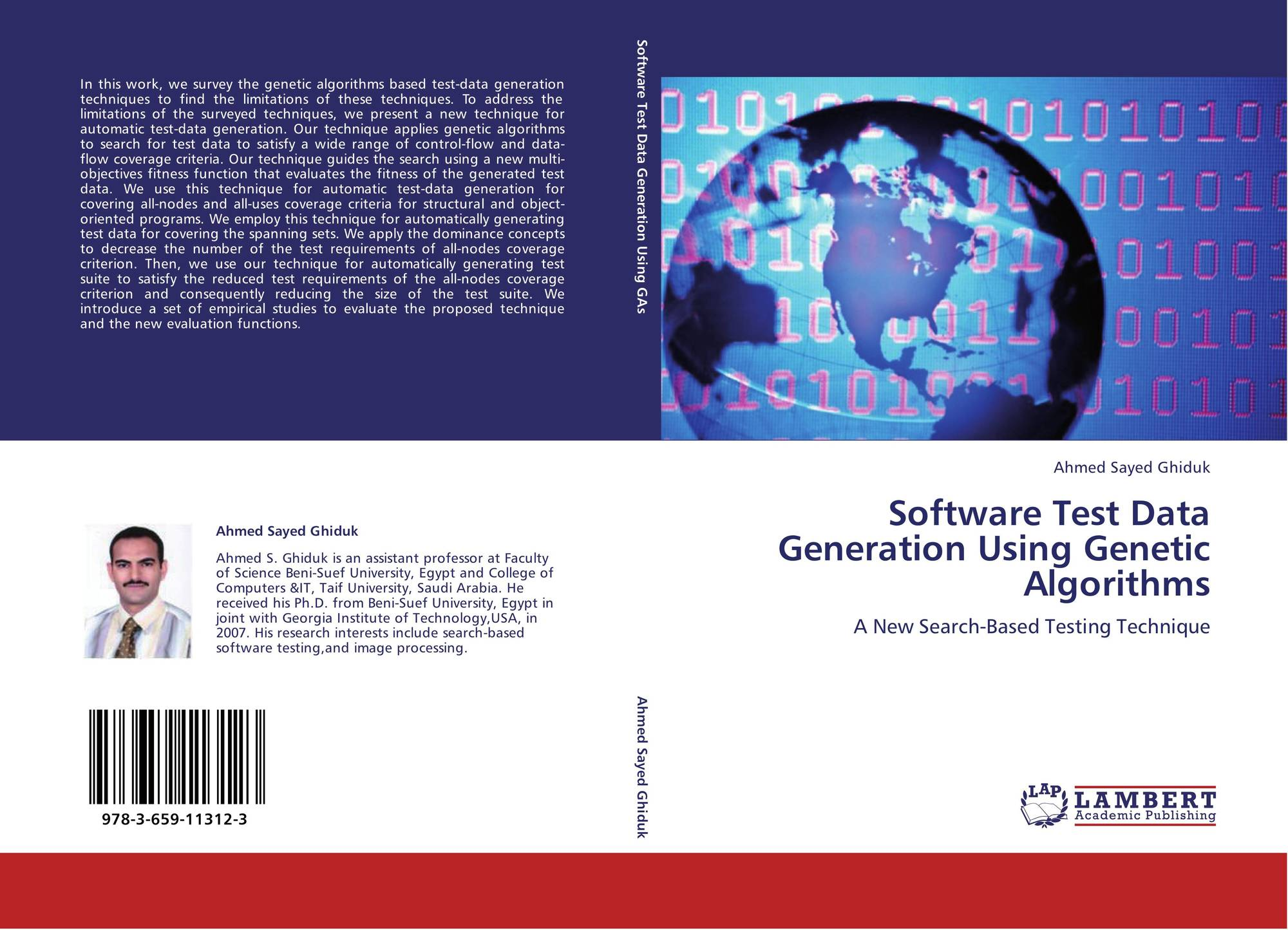 Software Test Data Generation Using Genetic Algorithms, 978