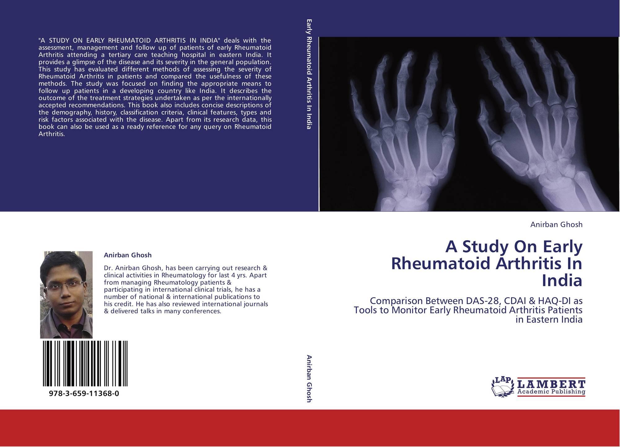 a study of juvenile rheumatoid arthritis jra