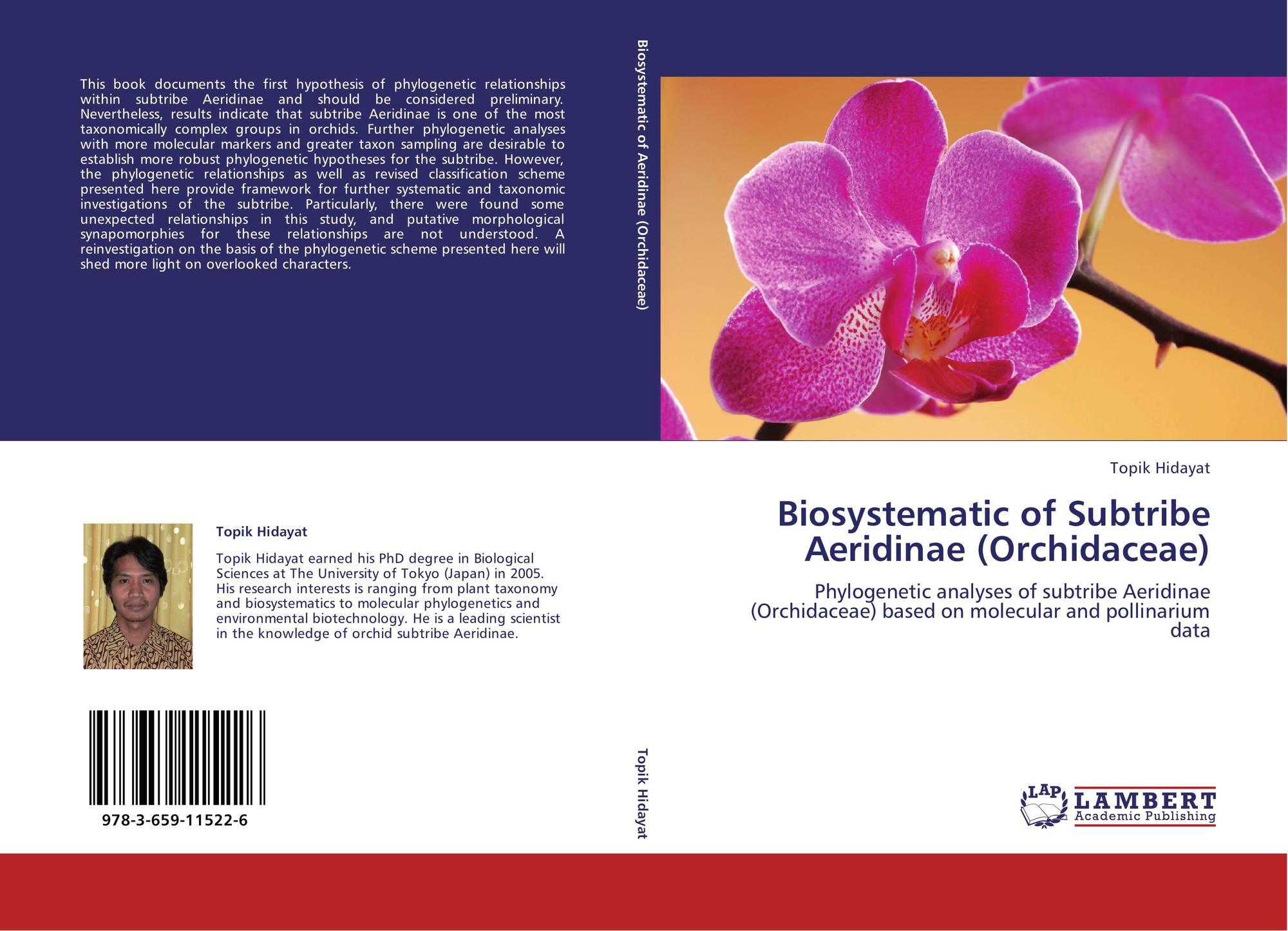 Biosystematic Of Subtribe Aeridinae Orchidaceae