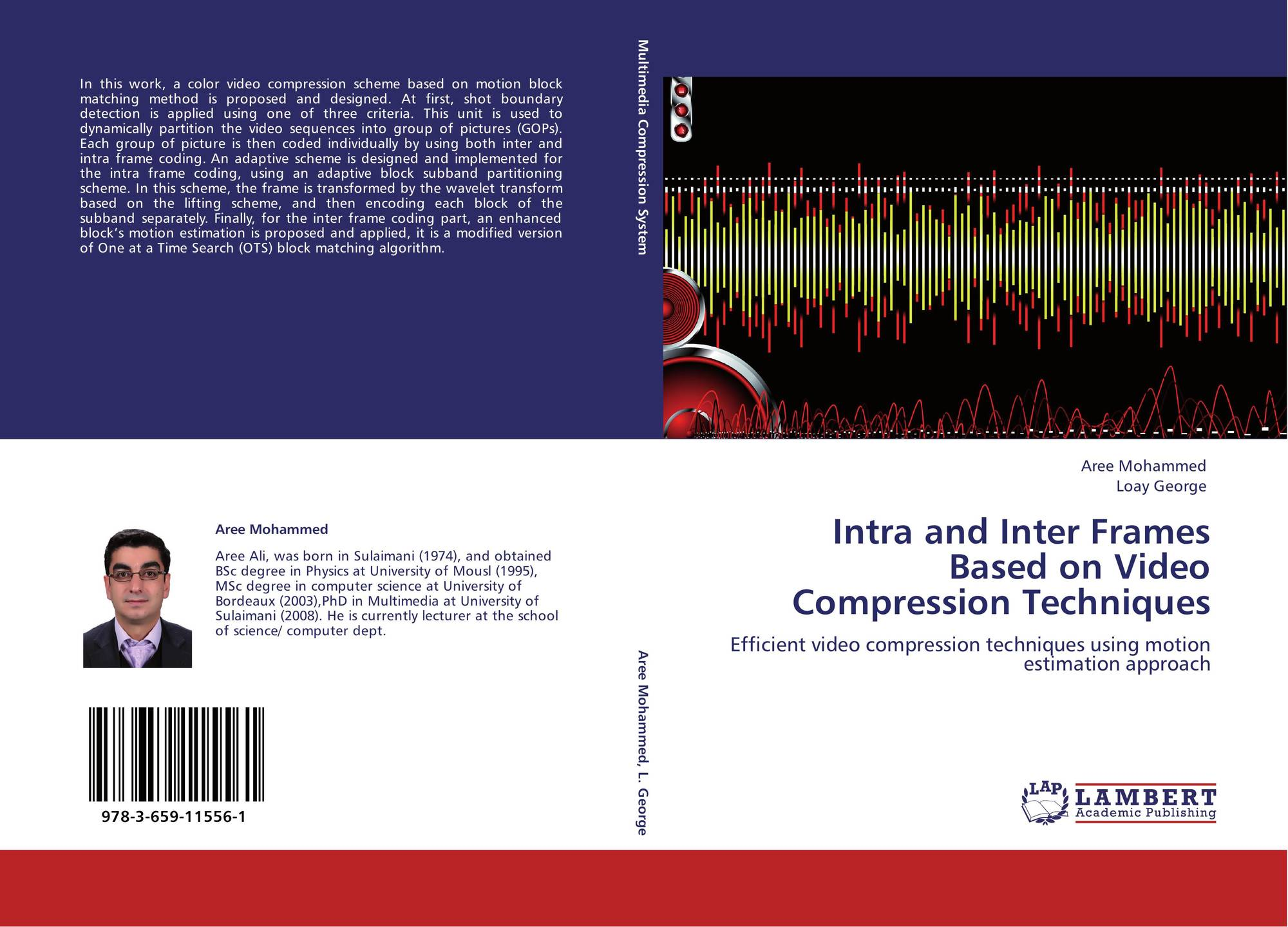 wavelet based image compression thesis