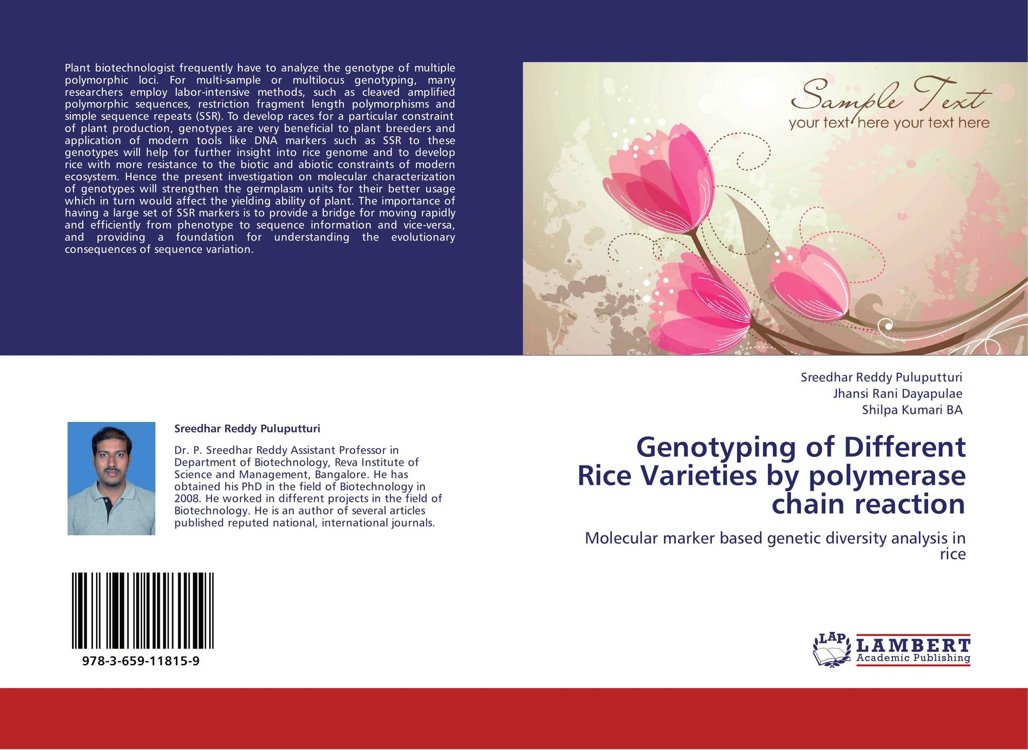 analysis of ssr sequences in rice An efficient strategy combining ssr markers for further analysis the genome sequences of 11 rice accessions analysis of simple sequence repeat.