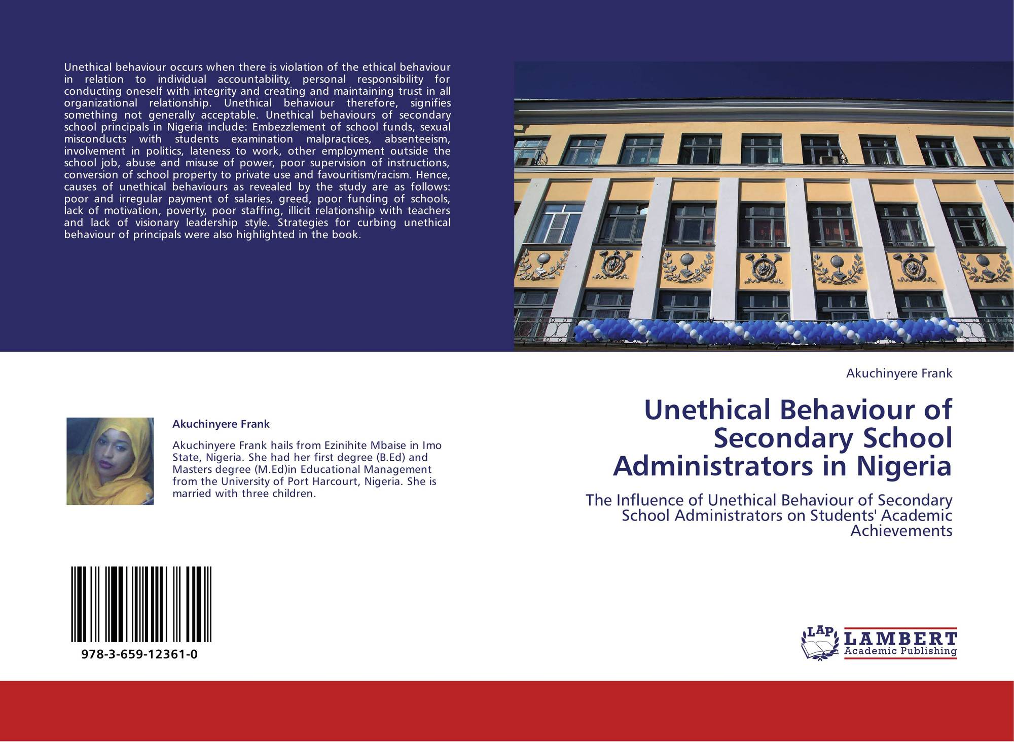 an analysis of chapter one of unethical behaviors in organizations Unethical behavior is an action that falls outside of what is considered morally right or proper for a person, a profession or an industry individuals can behave unethically, as can businesses, professionals and politicians.