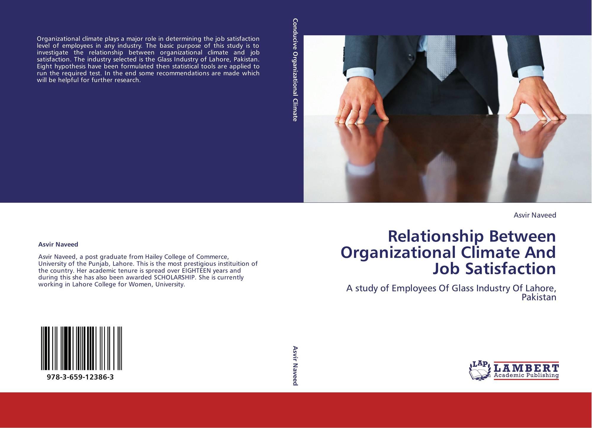relationship between motivation and job satisfaction
