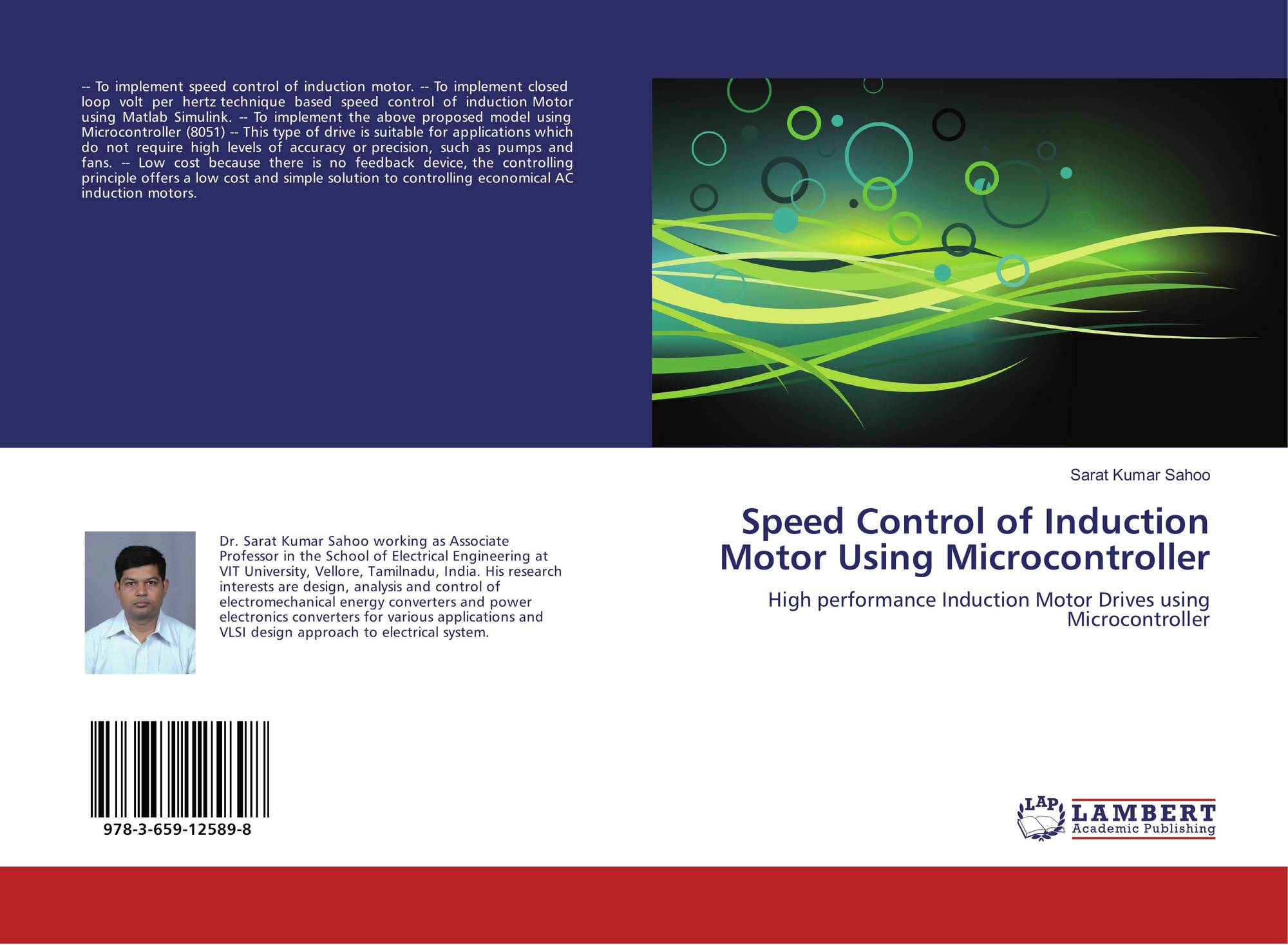 Speed control of induction motor using microcontroller for Speed control of induction motor